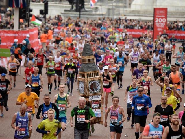 The London Marathon has been reschedule for October