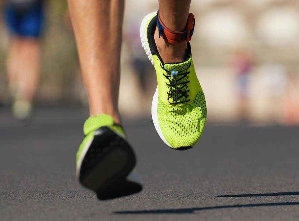 Training for a marathon can take over your life