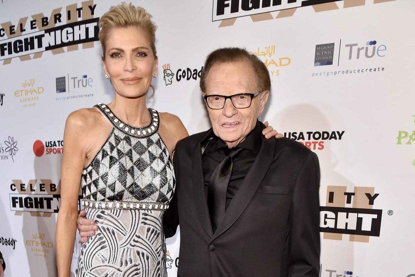 Larry King says 26-year age difference between him and wife 'became …
