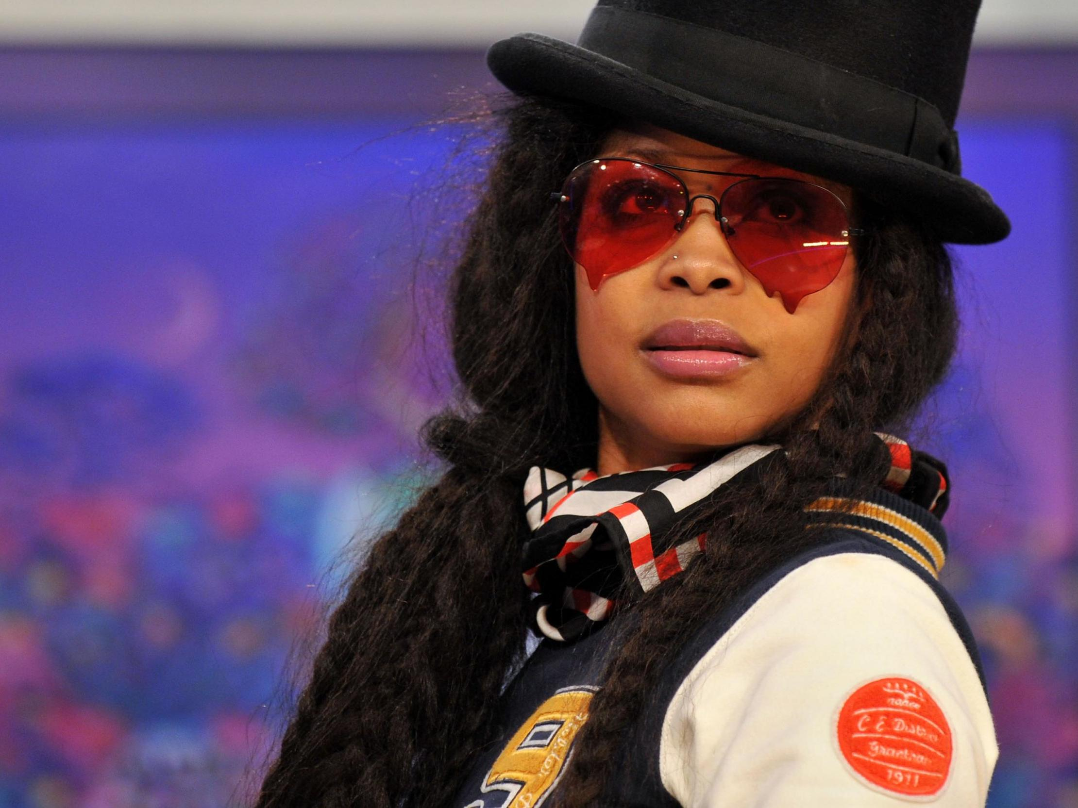 Erykah Badu - latest news, breaking stories and comment - The ...