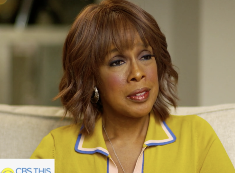 Gayle King says it's 'open season' on black men in America following Amy Cooper and Minneapolis incidents
