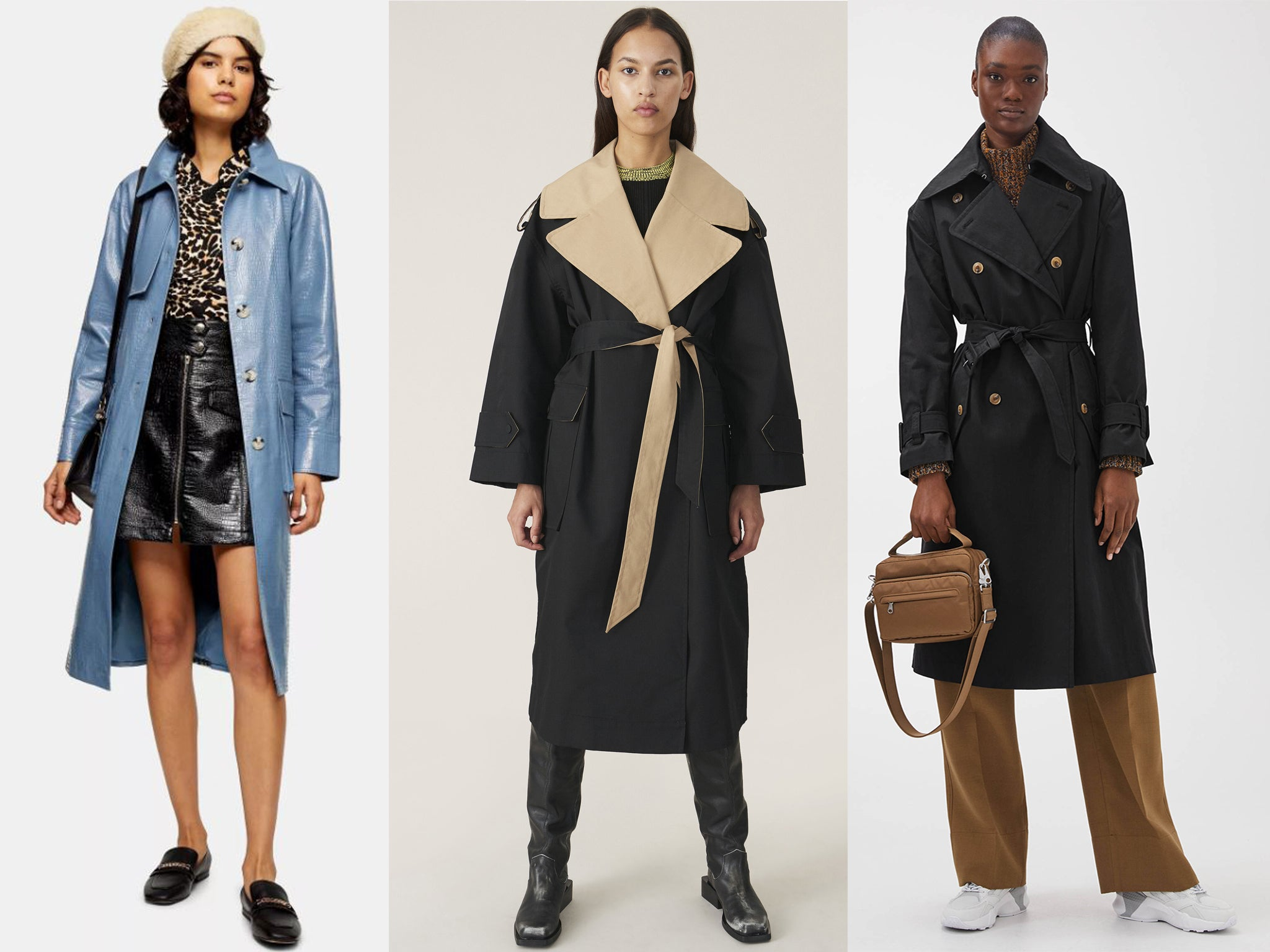Best trench coats: Step into spring with a chic jacket