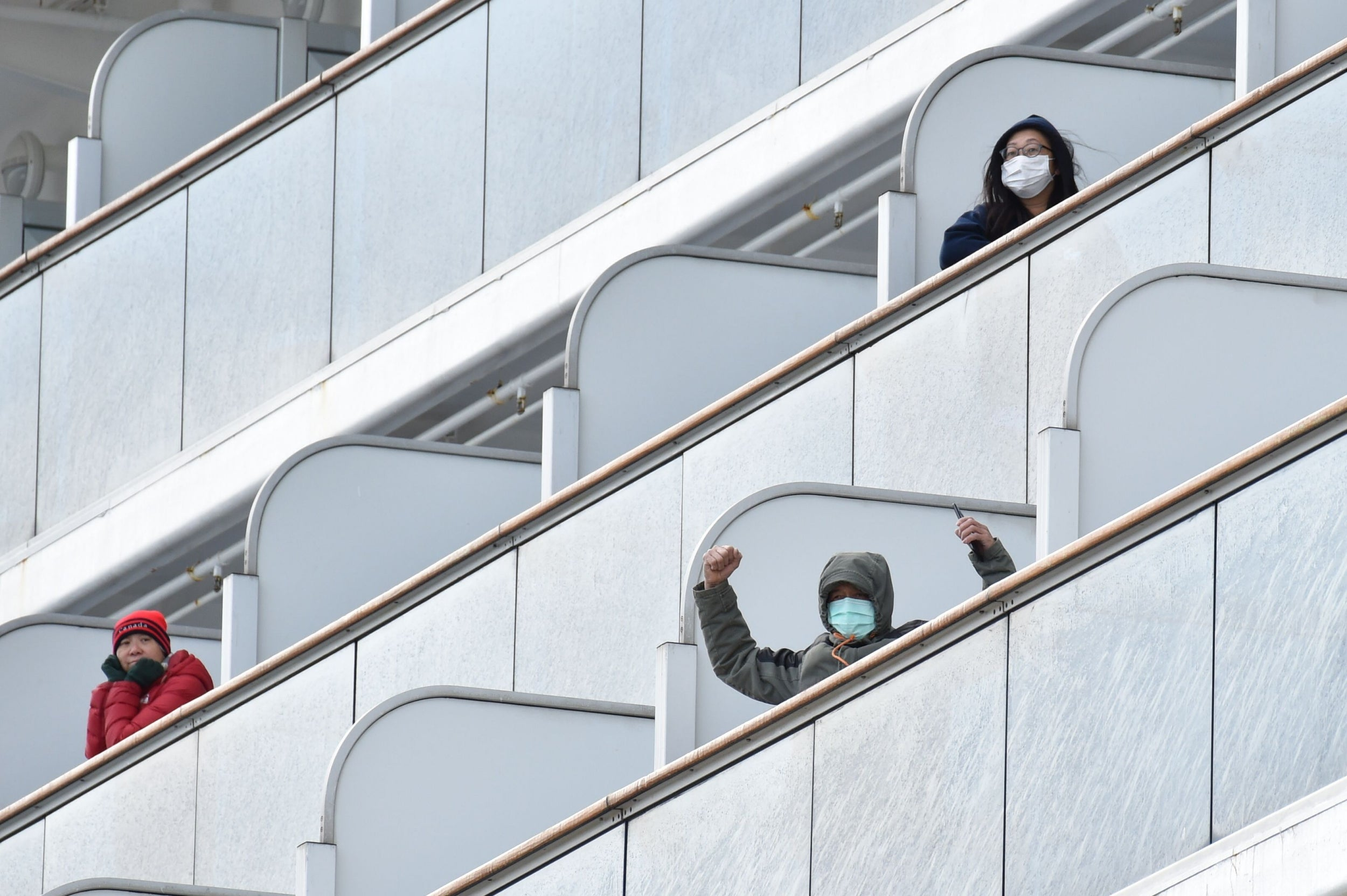 Everything cruise passengers need to know about the spread of on board diseases