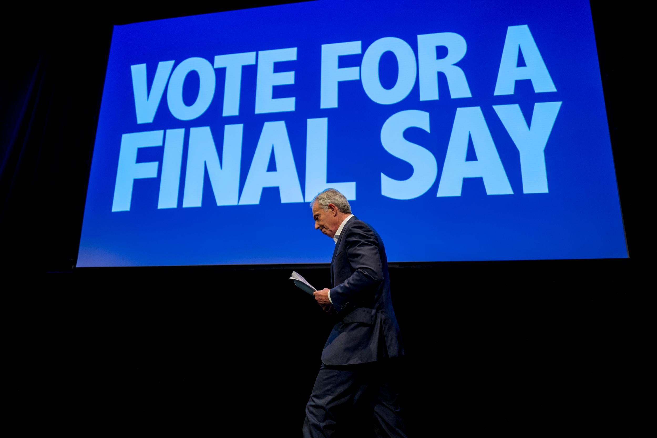 How Tony Blair's attempt to put the UK at the heart of Europe backfired