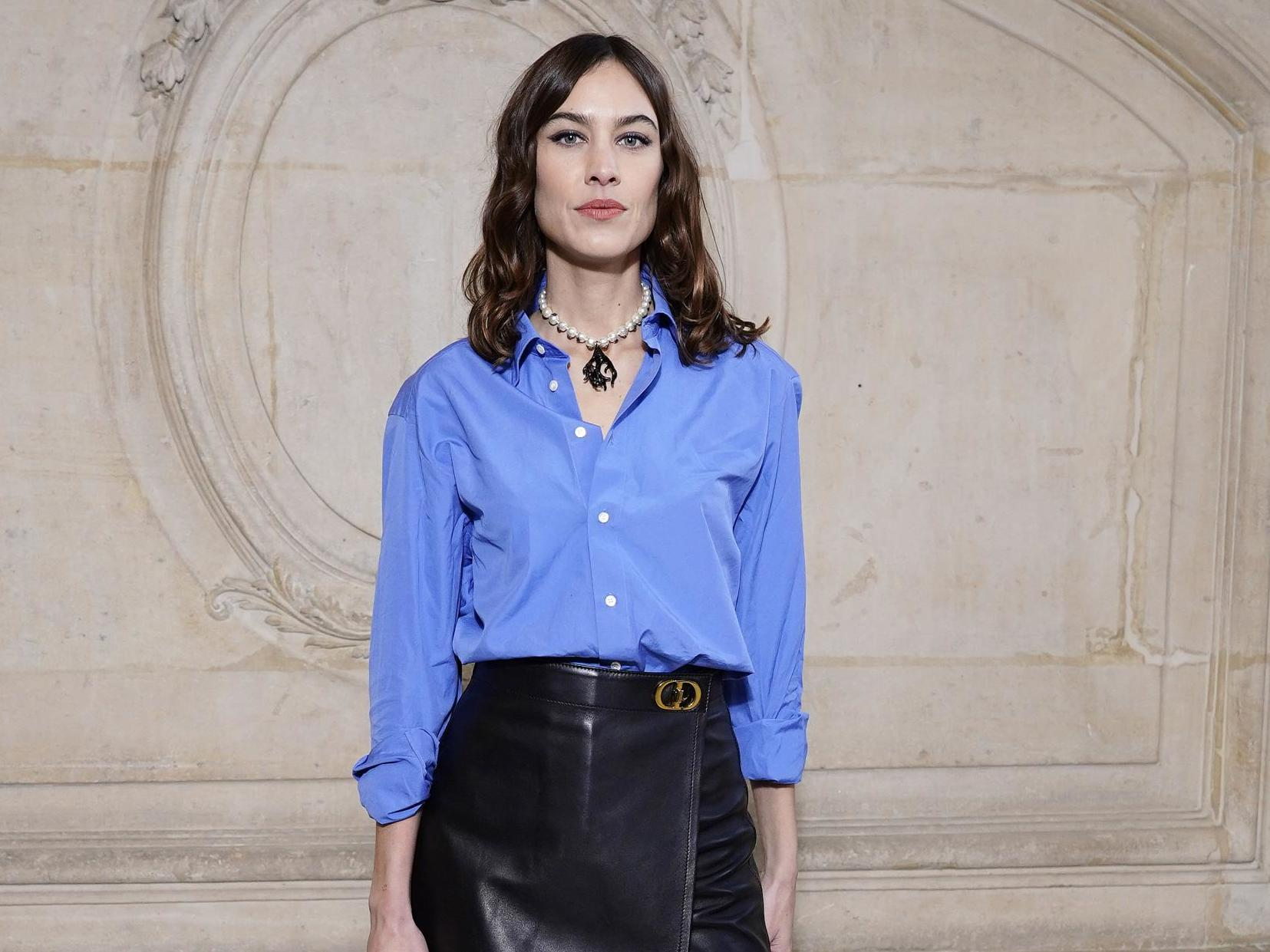 Alexa Chung reveals it should have felt weird to be dating 40-year-old photographer when she was 19