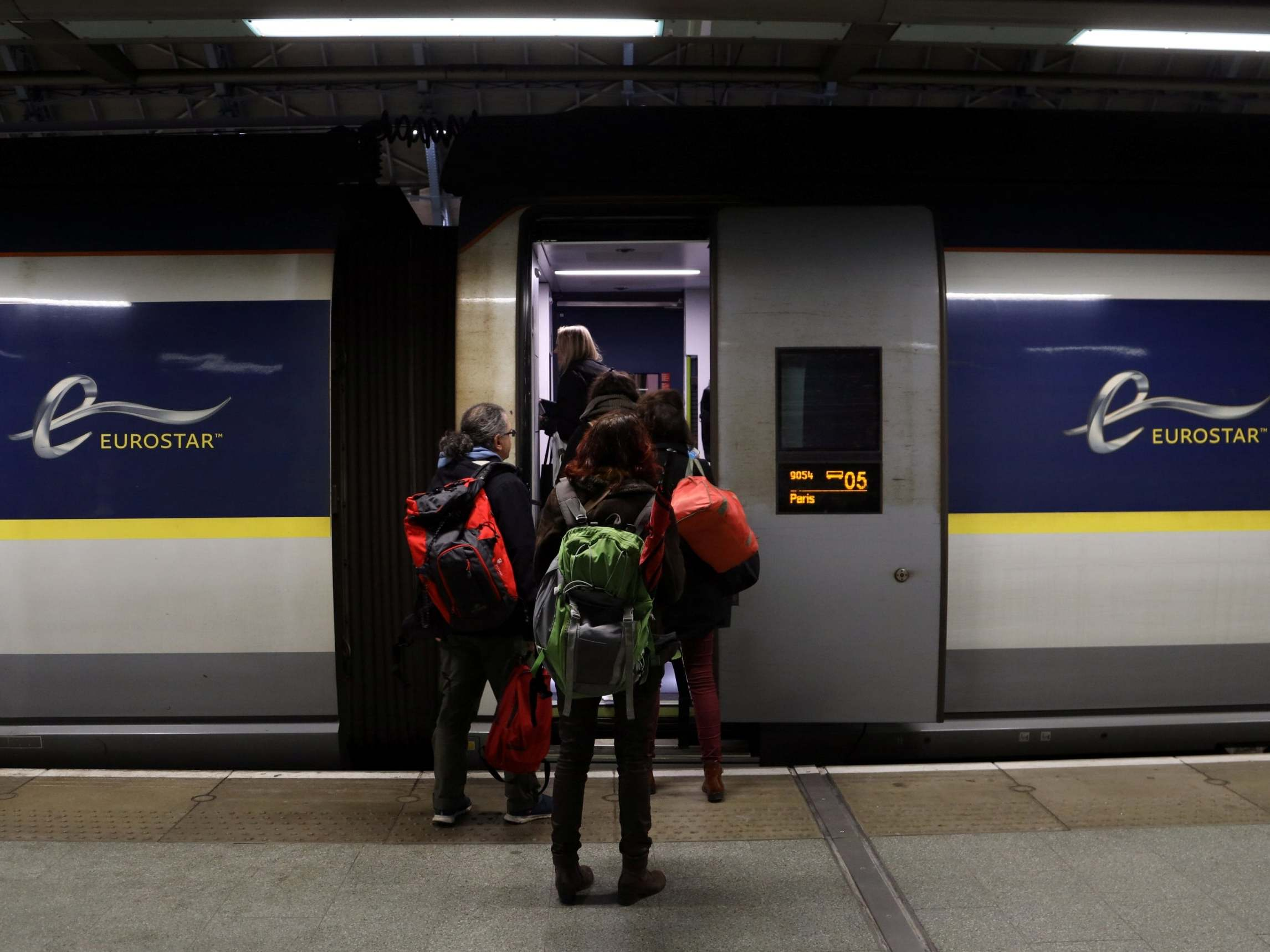 Eurostar steps up Channel Tunnel trains and cuts fares | The Independent |  The Independent