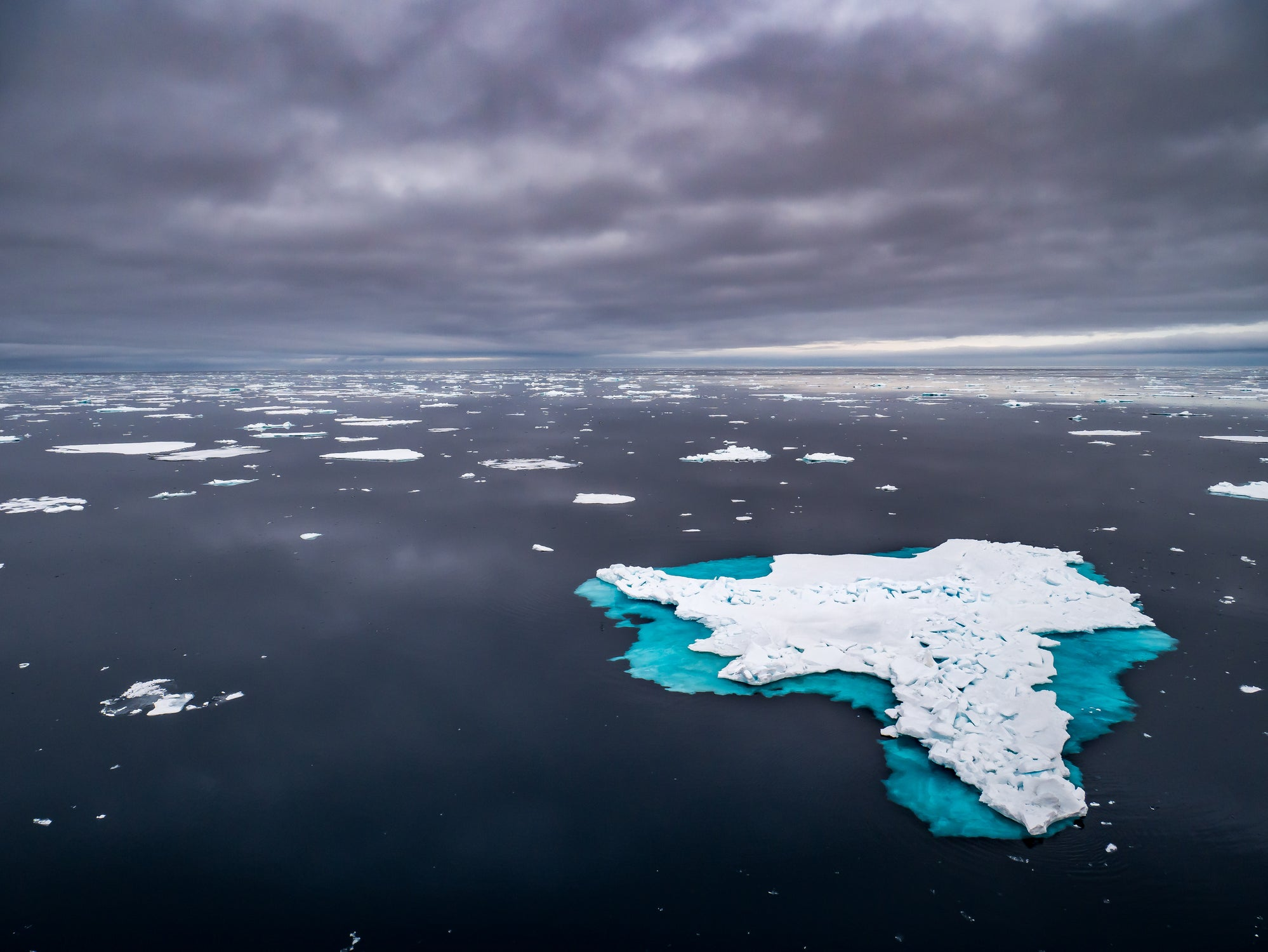 Nasa warns temperatures in Europe could plunge if Arctic warming causes major ocean current to reverse