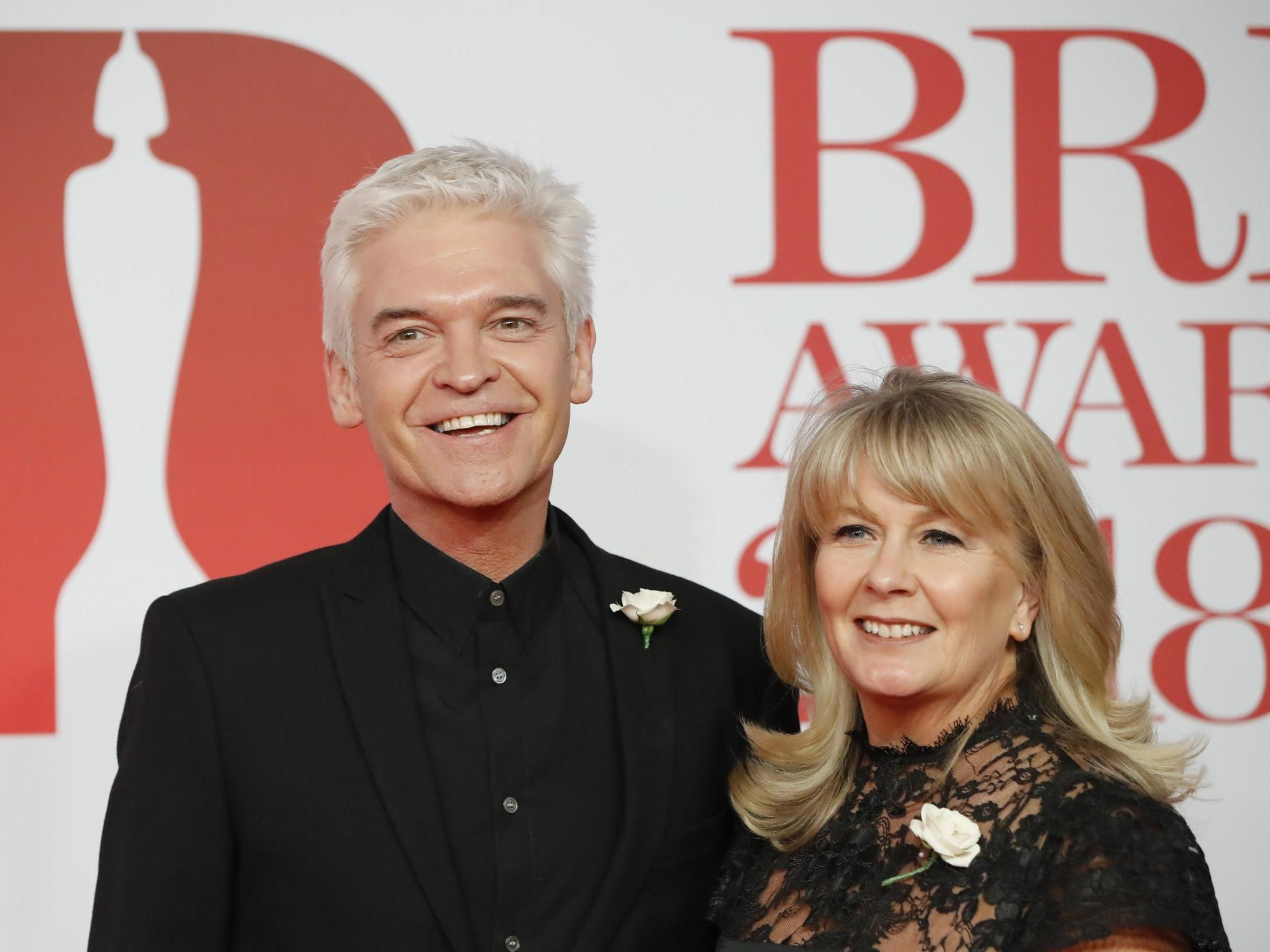 Phillip Schofield praises 'amazing' wife Stephanie Lowe after coming out as gay: 'She has known for a while'
