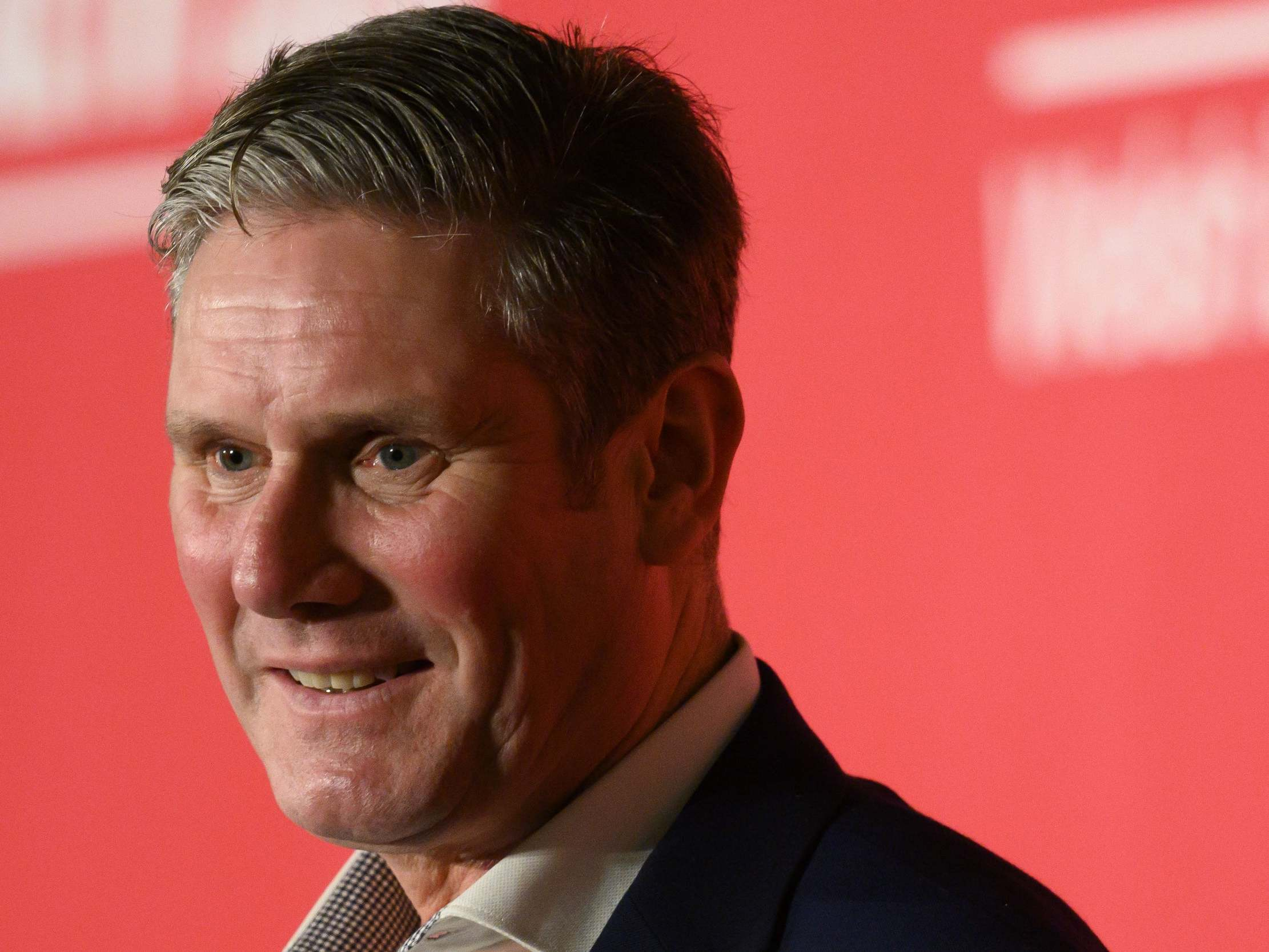 Keir Starmer 'not concerned' with being labelled a Blairite or a Corbynista