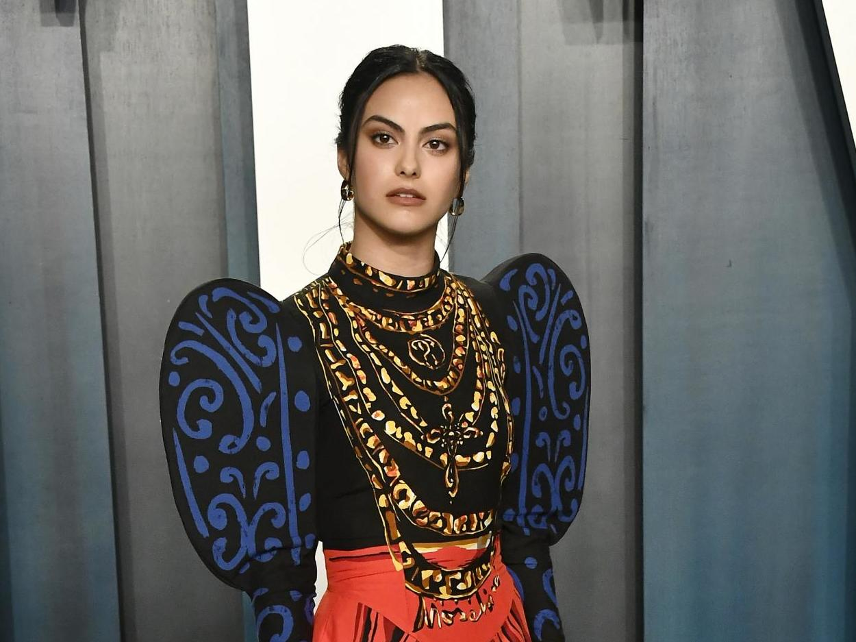 Actor Porno Connor Co riverdale: camila mendes says sexual assault accusations