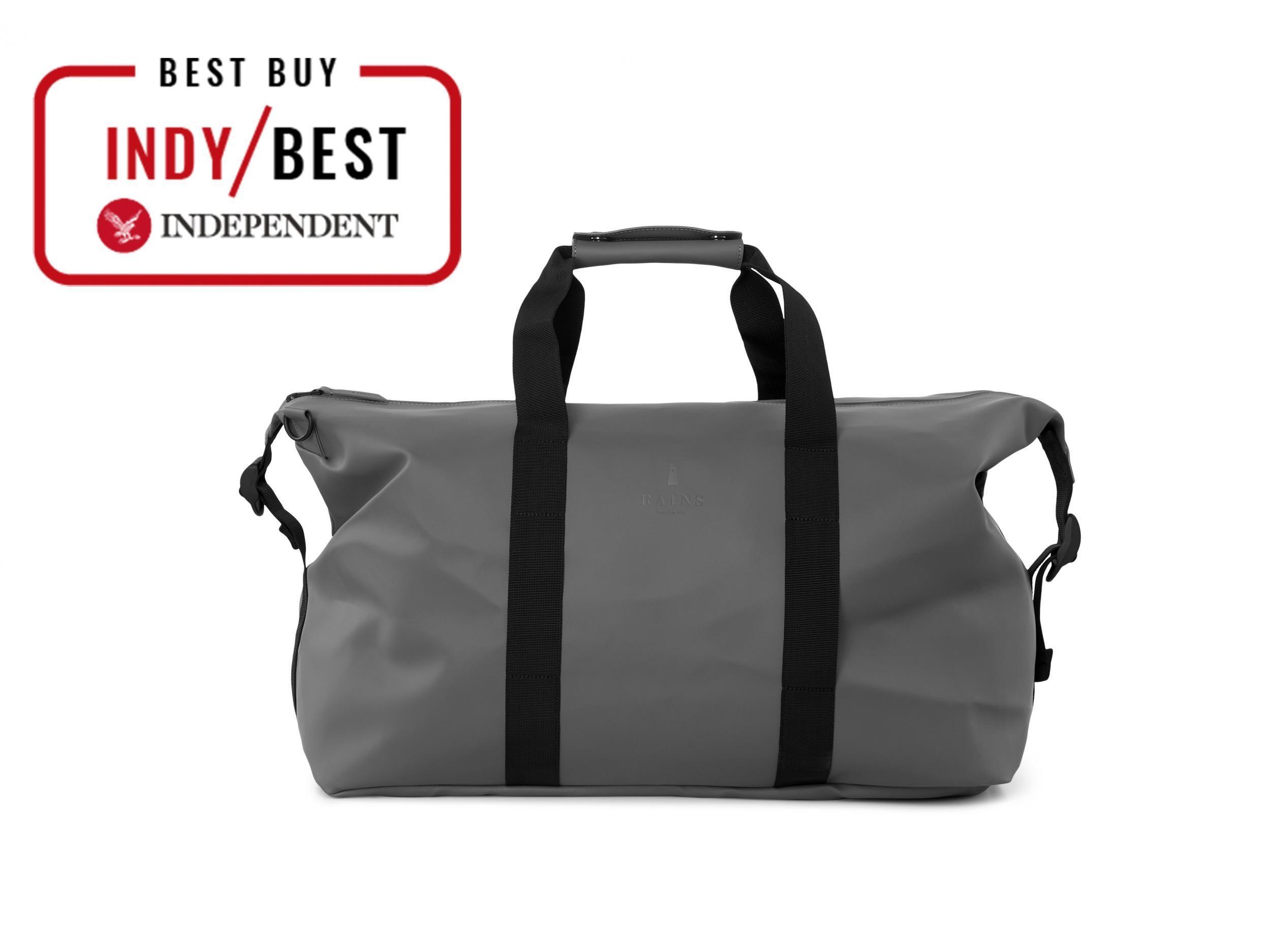 Fashionable Travel Shoulder Bag Zipper Canvas For Mens Soft Travel Duffel Bag