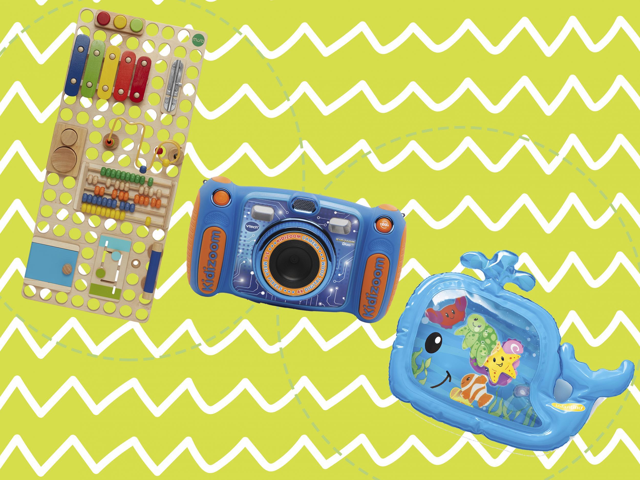 Babys Kids Child Iron Box Cards Matching Game Preschool Educational Toy NEW FI