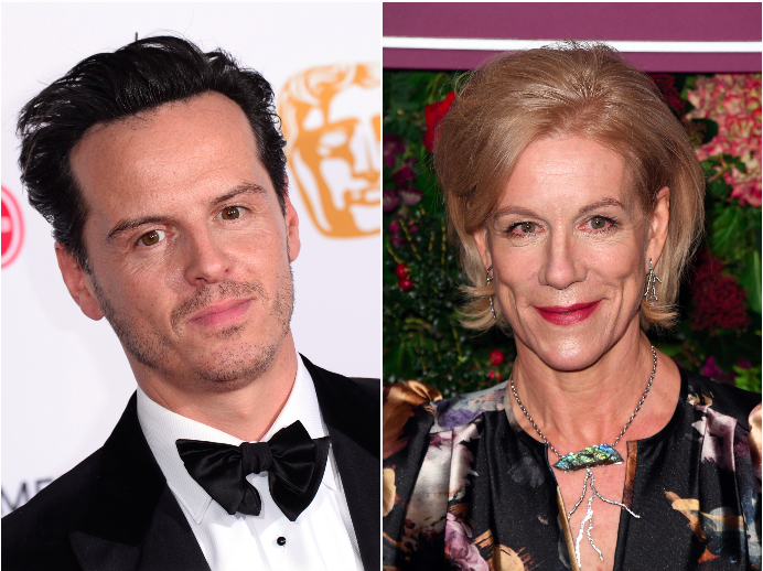 Andrew Scott left 'shaken' and 'upset' after accidentally shooting prop gun at co-star's face