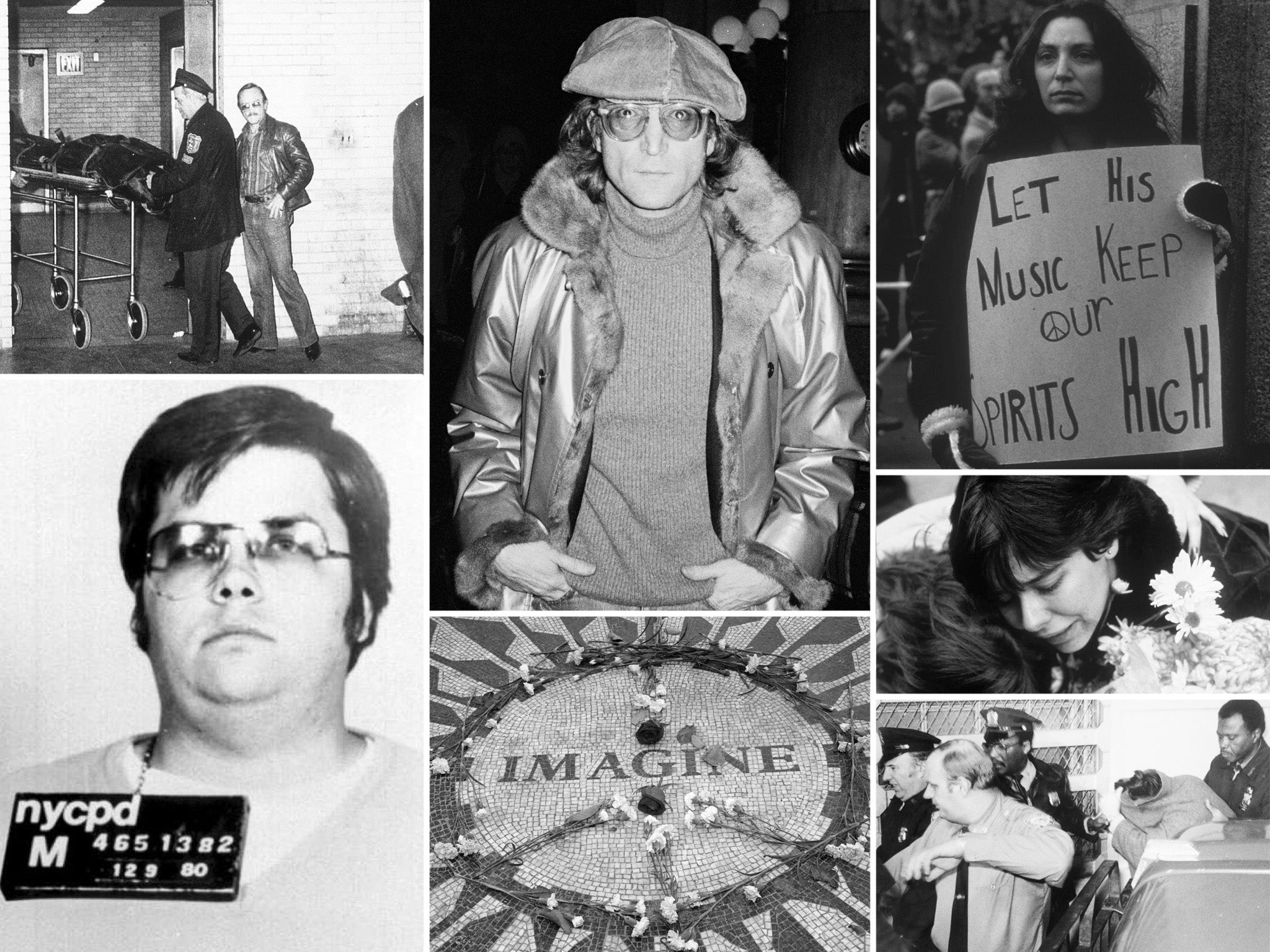 The Shooting Of John Lennon Will Mark David Chapman Ever Be Released The Independent The Independent