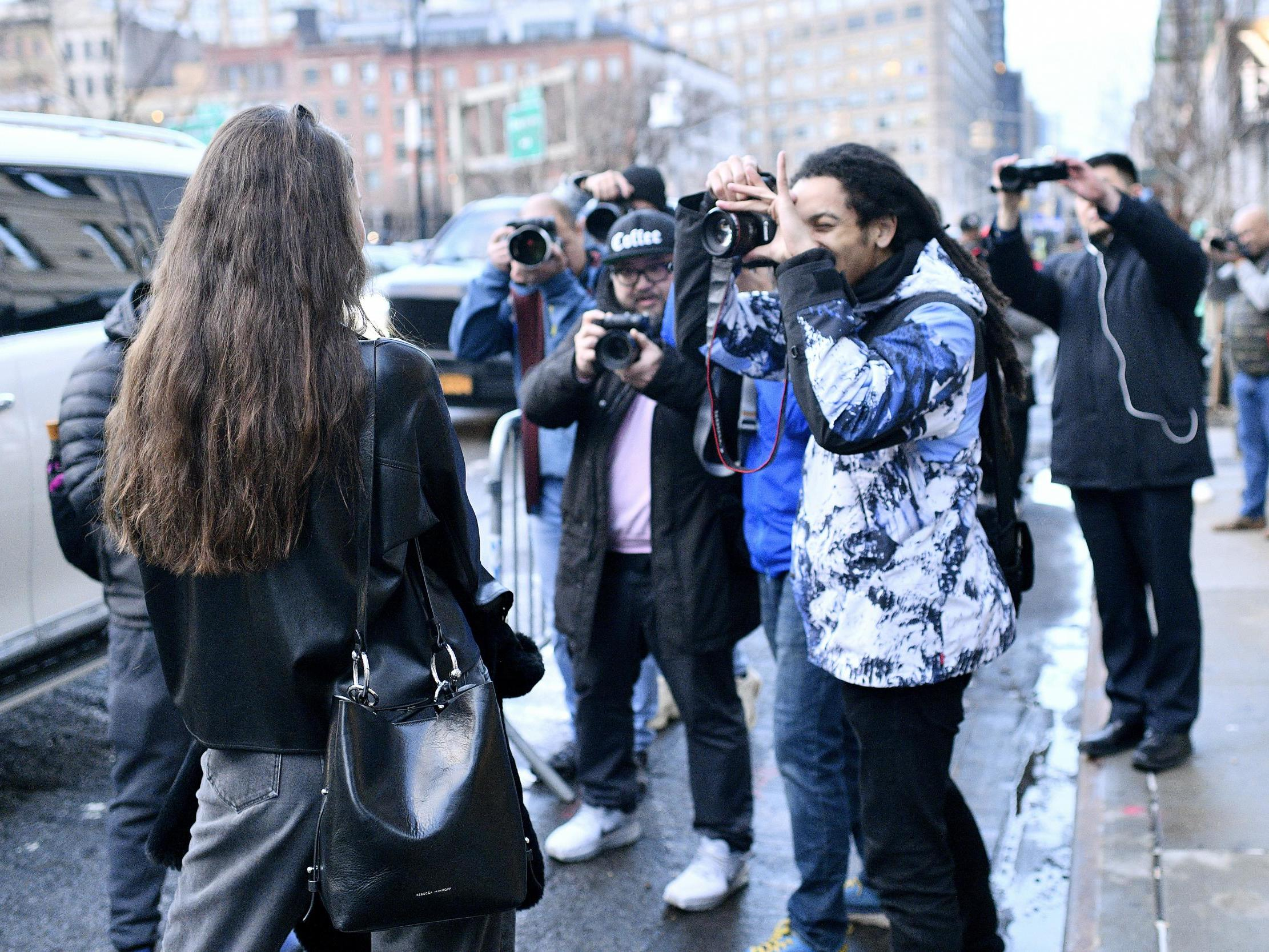 What it's like to be the street style photographer at London Fashion Week everyone wants to be photographed by