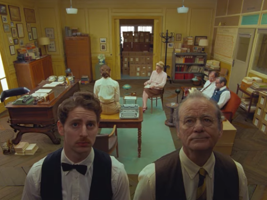 First trailer for Wes Anderson's The French Dispatch released
