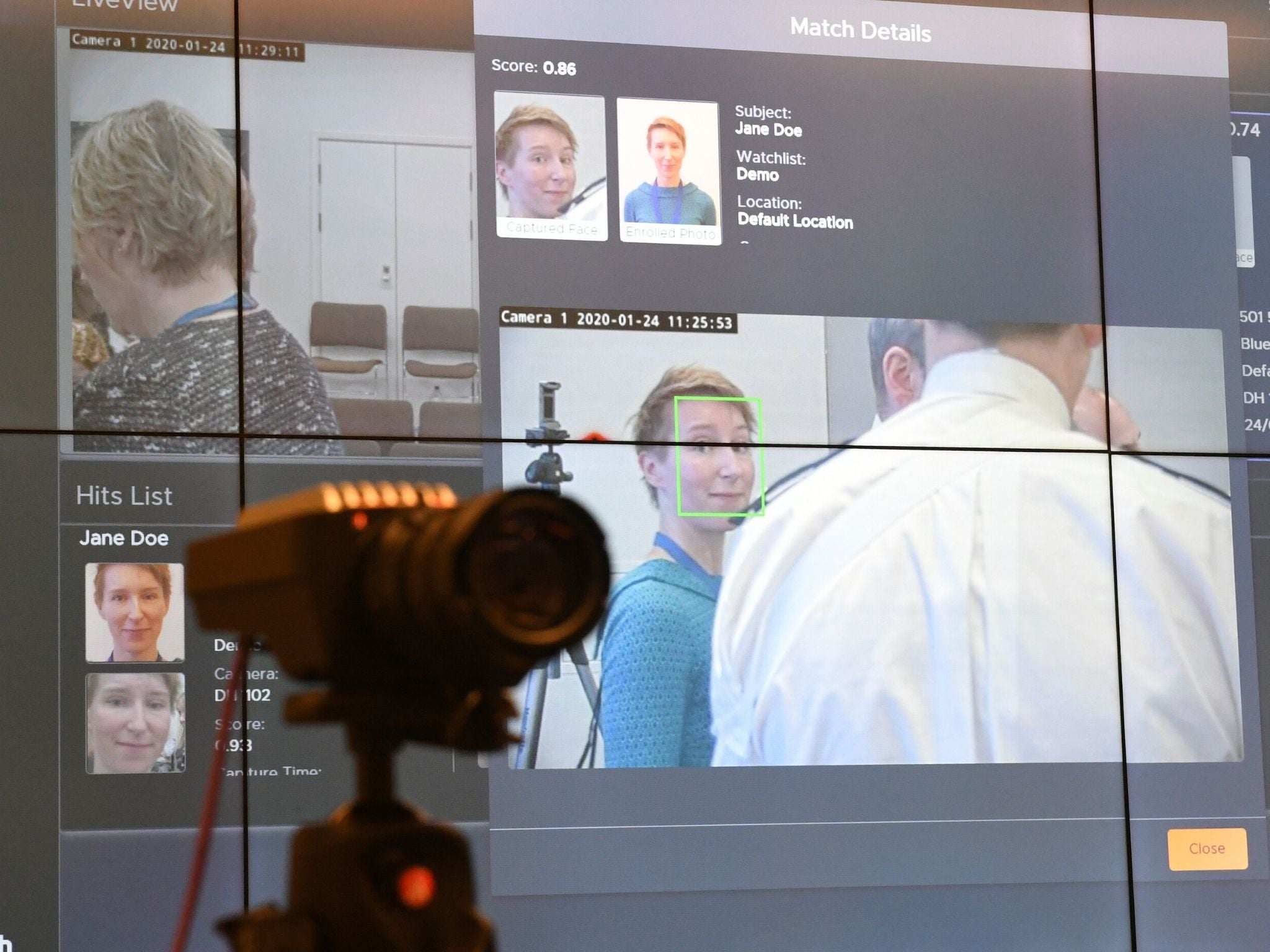 First facial recognition deployment by London police results in no arrests