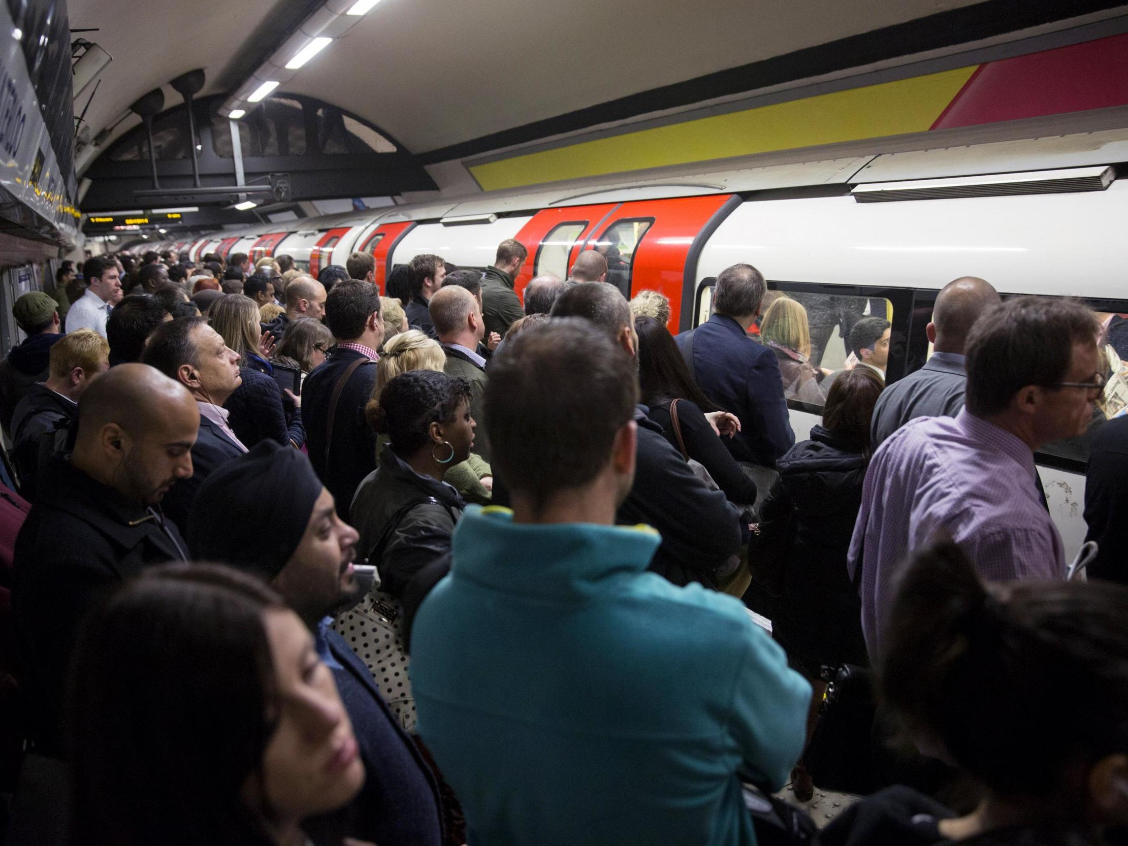 Coronavirus: London Underground a 'hotbed' for deadly ...