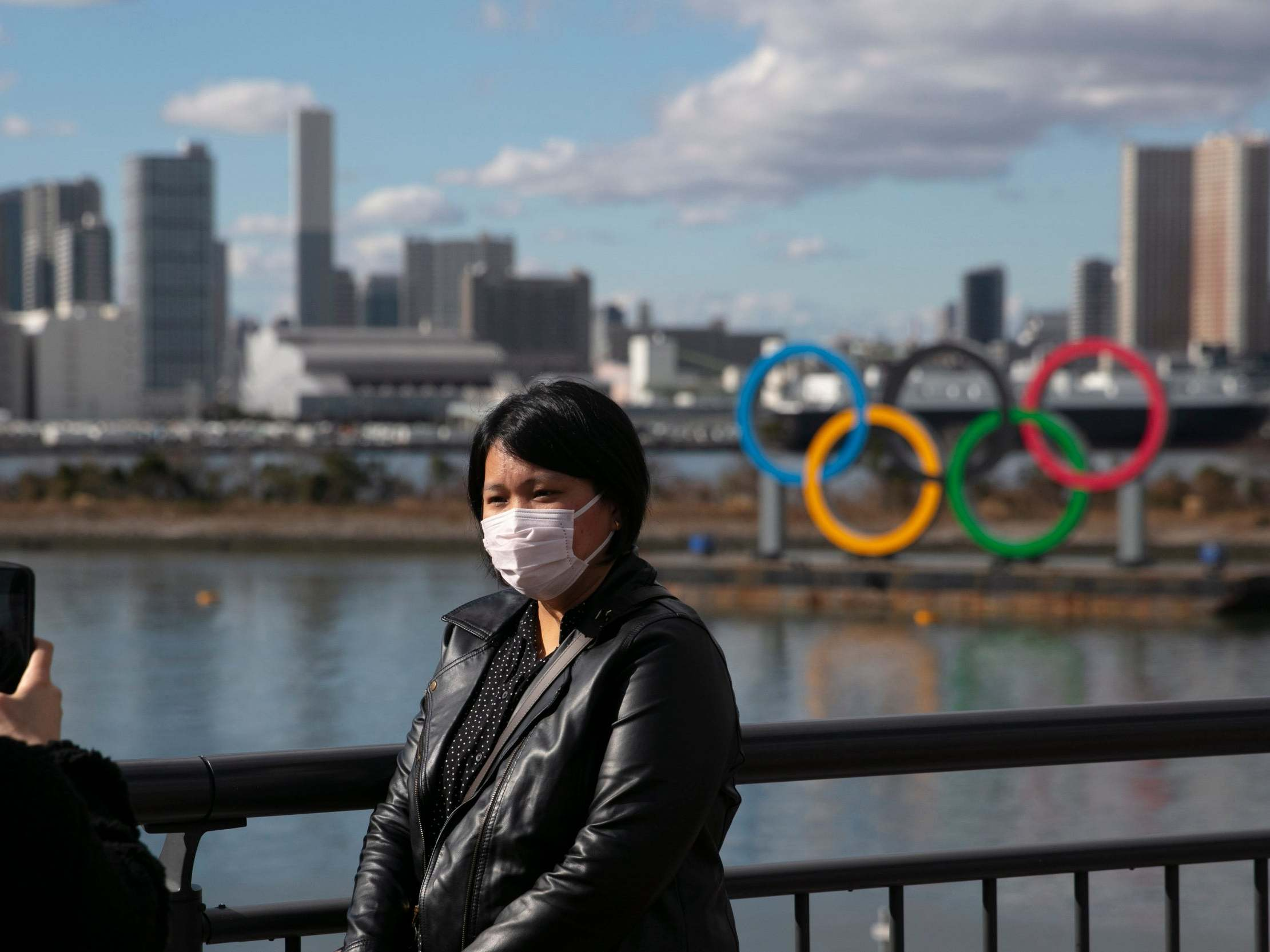 Tokyo hits back at claims London could host Olympics due to coronavirus