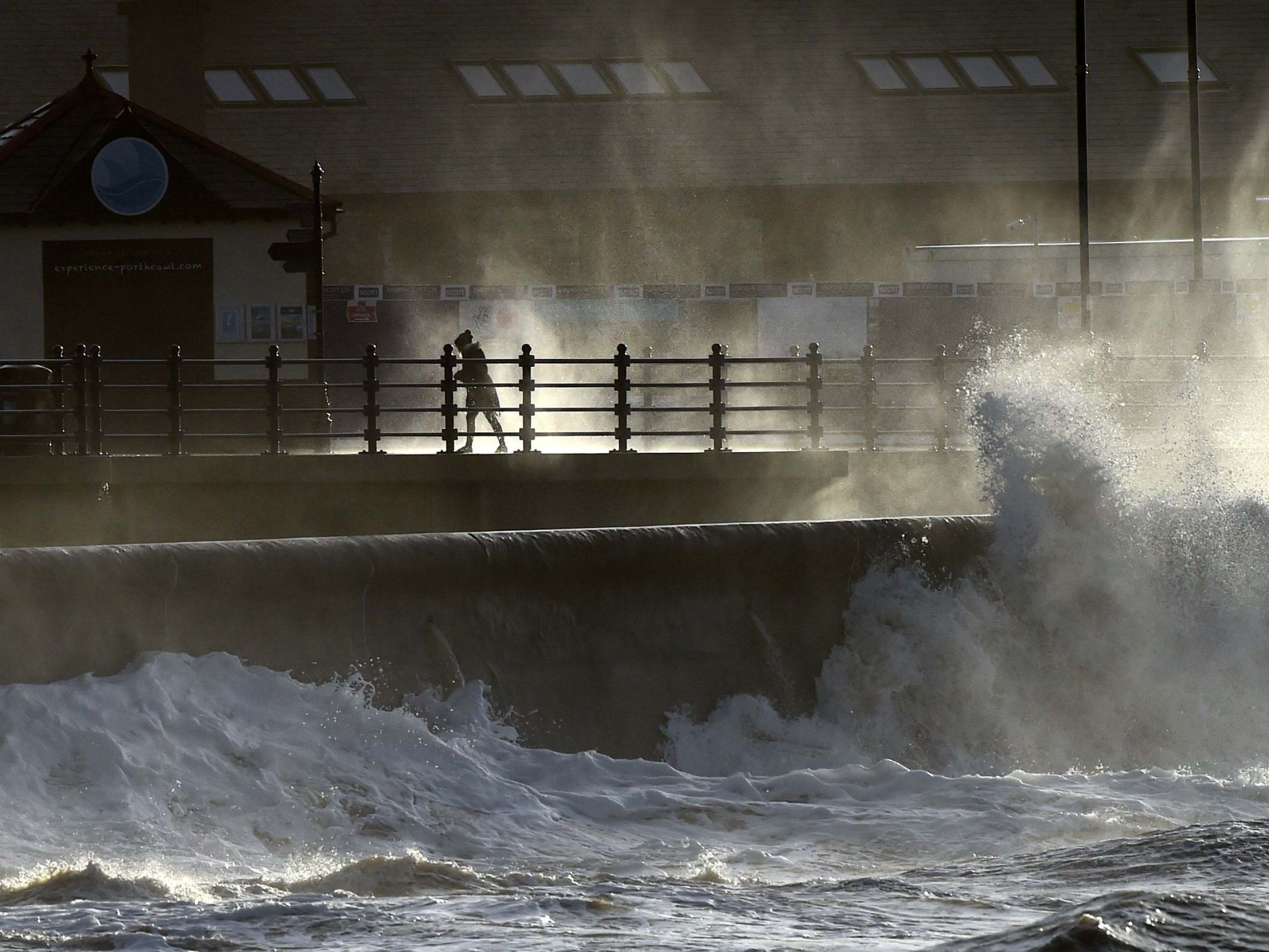 UK bracing for travel chaos as Storm Dennis looms over weekend