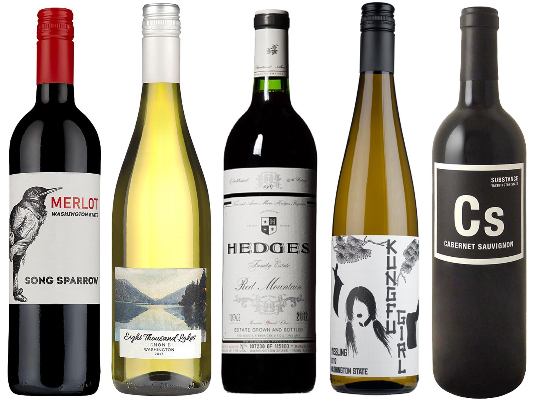 Wines of the week: 8 from Washington State