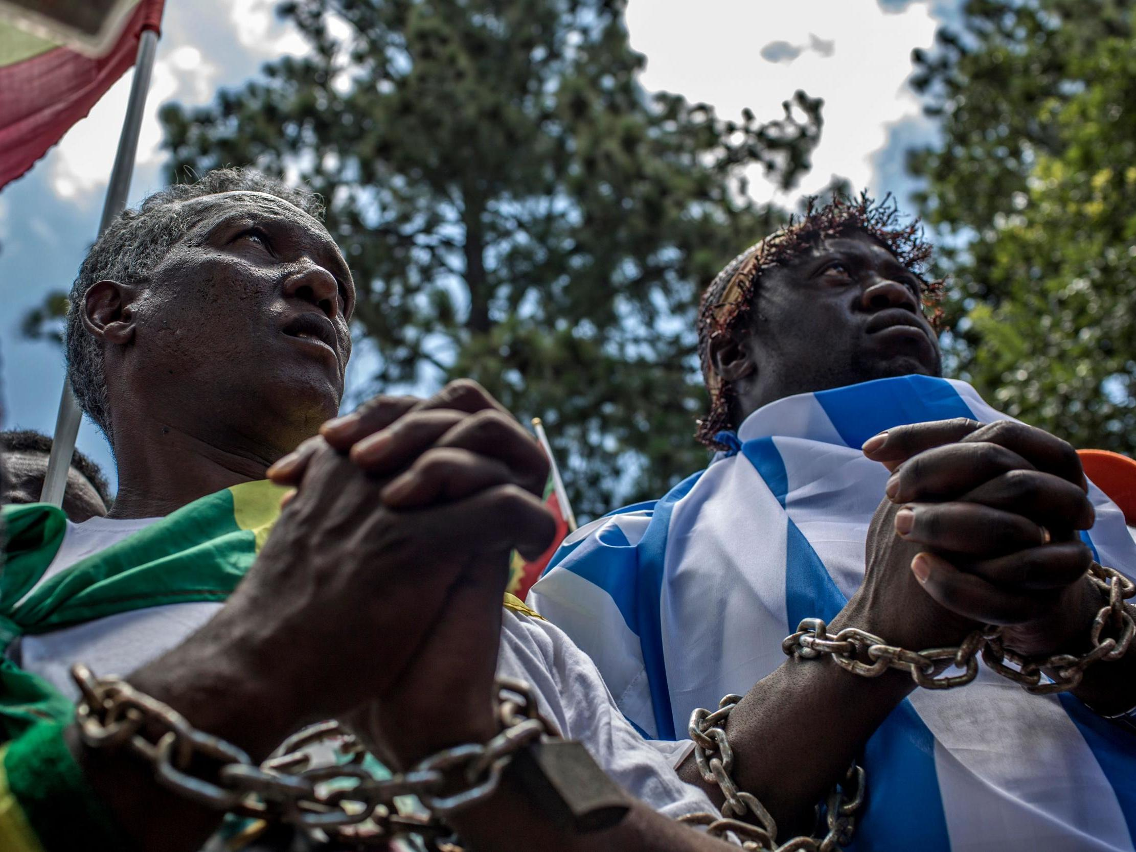 Slavery is not a crime in almost half of the world – here's why