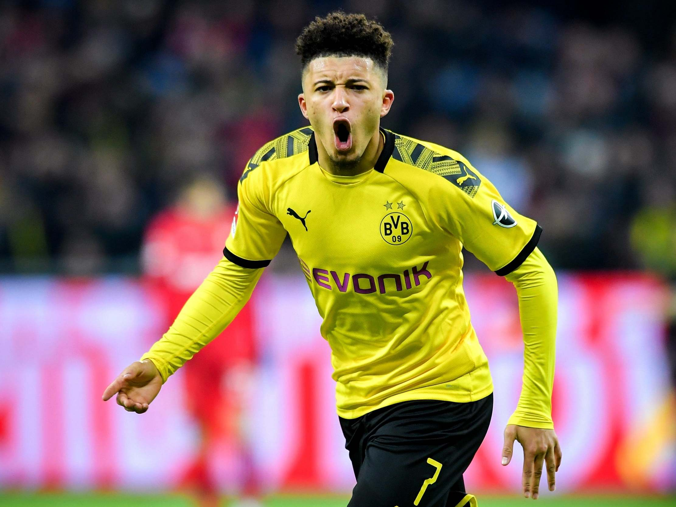 Image result for Jadon Sancho, Jude Bellingham and Moussa Dembele