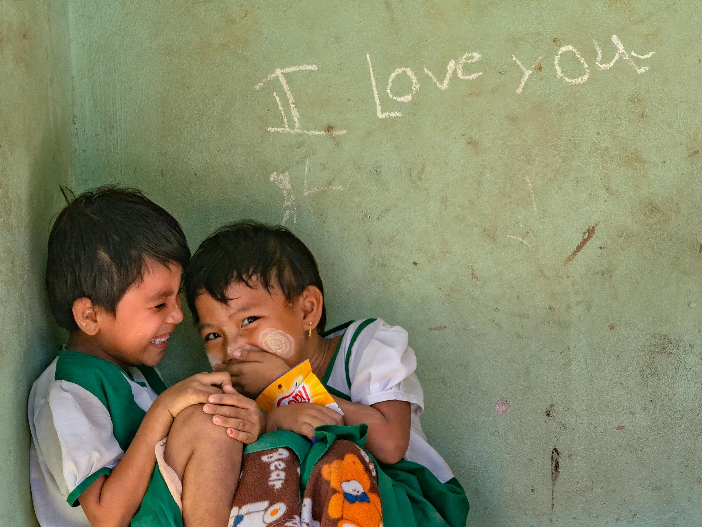 Photographers capture 'essence of love' between parents, children and animals for Valentine's Day