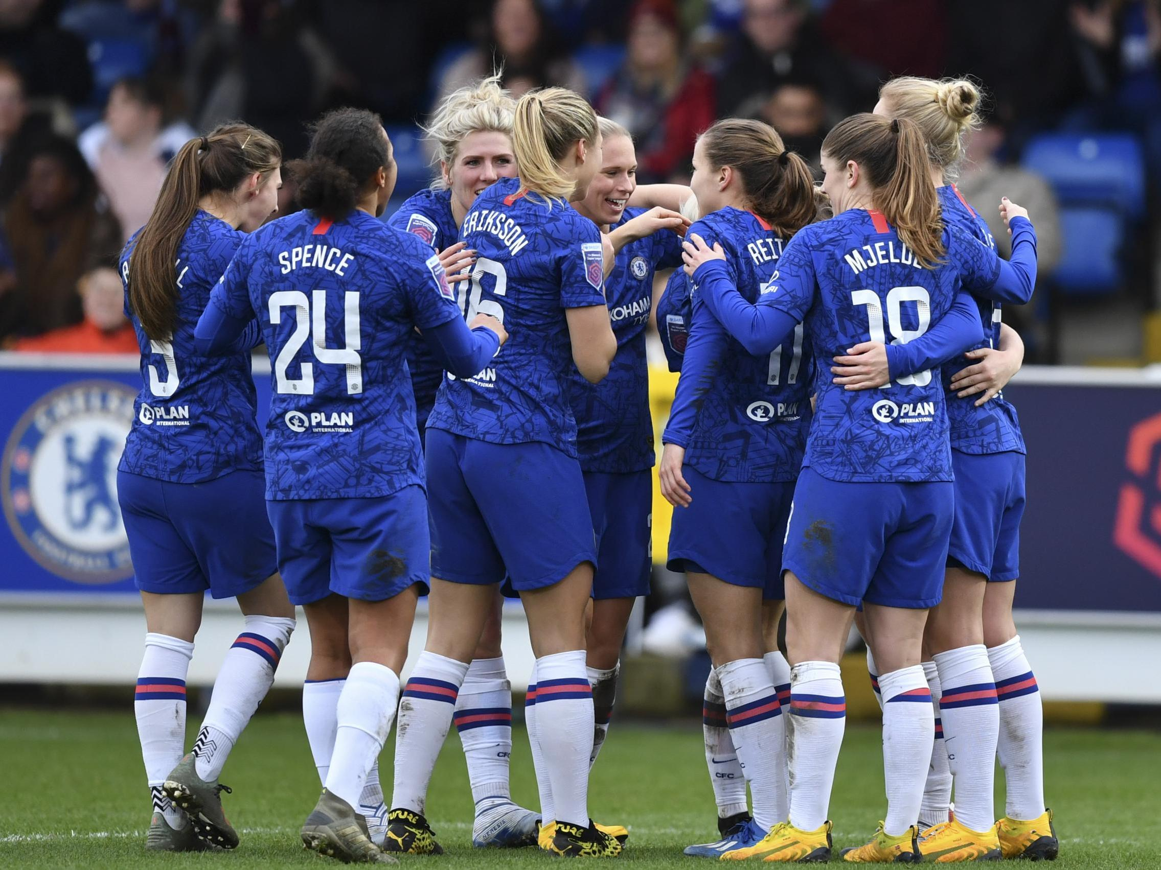 shutterstock editorial 10543415ac - Chelsea become first football club in the world to tailor training to players' menstrual cycle