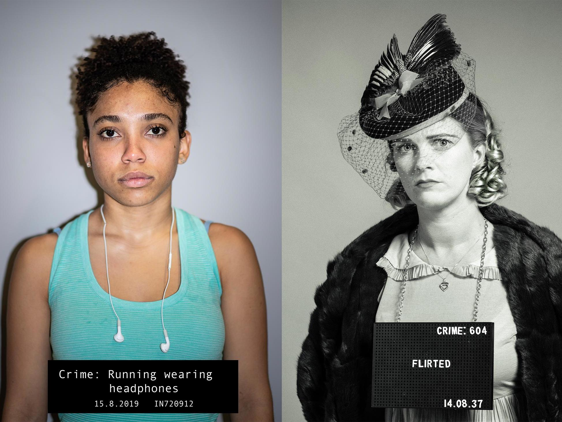 Photographer challenges culture of victim-blaming in sexual assault cases