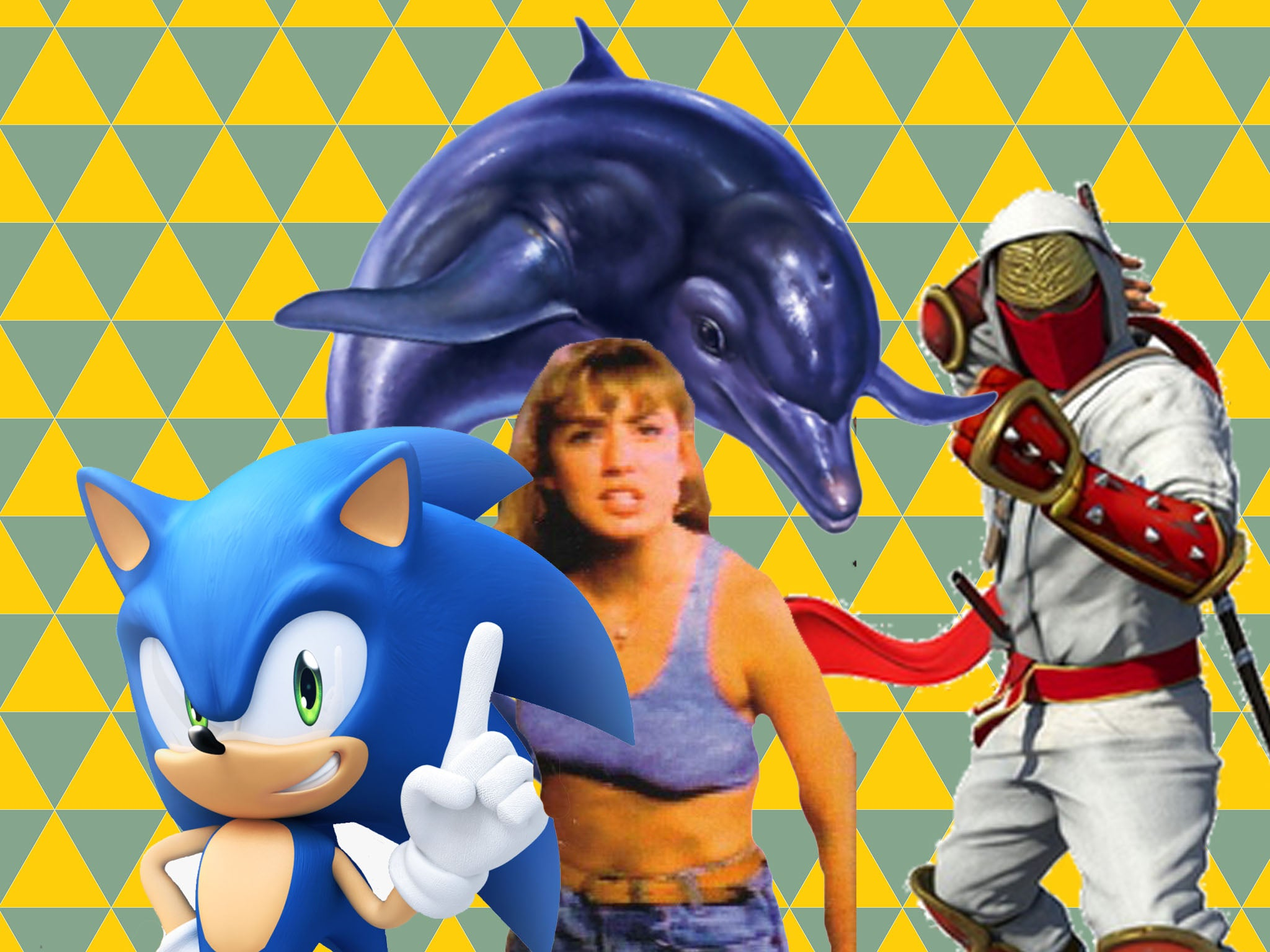 How Sega conquered the video games industry – and then threw it all away