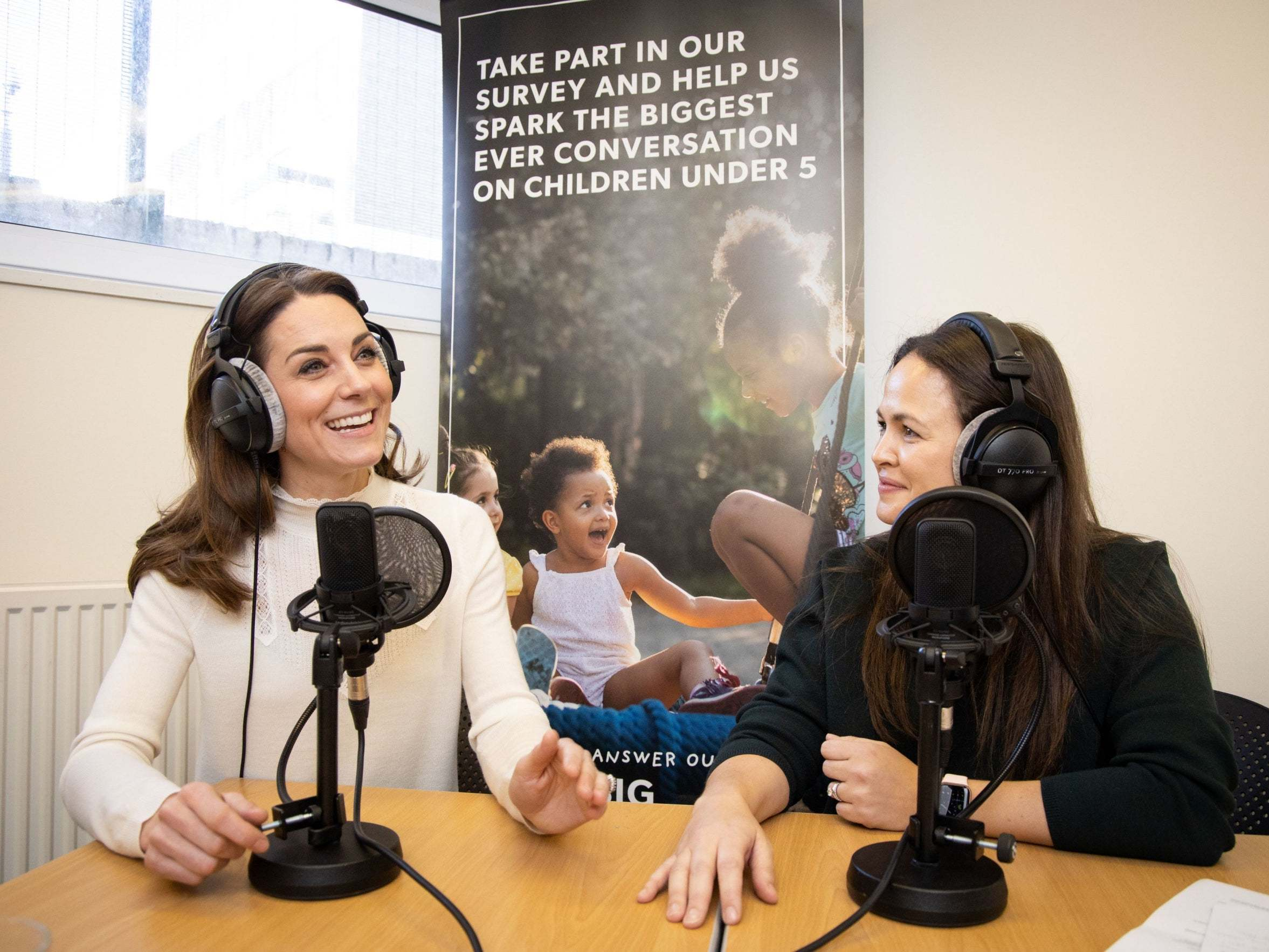 Kate Middleton recalls childhood memories with 'amazing granny' during first podcast interview