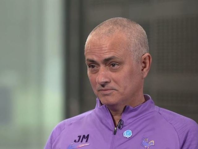 Jose Mourinho explains his new shaved hair look - The Independent