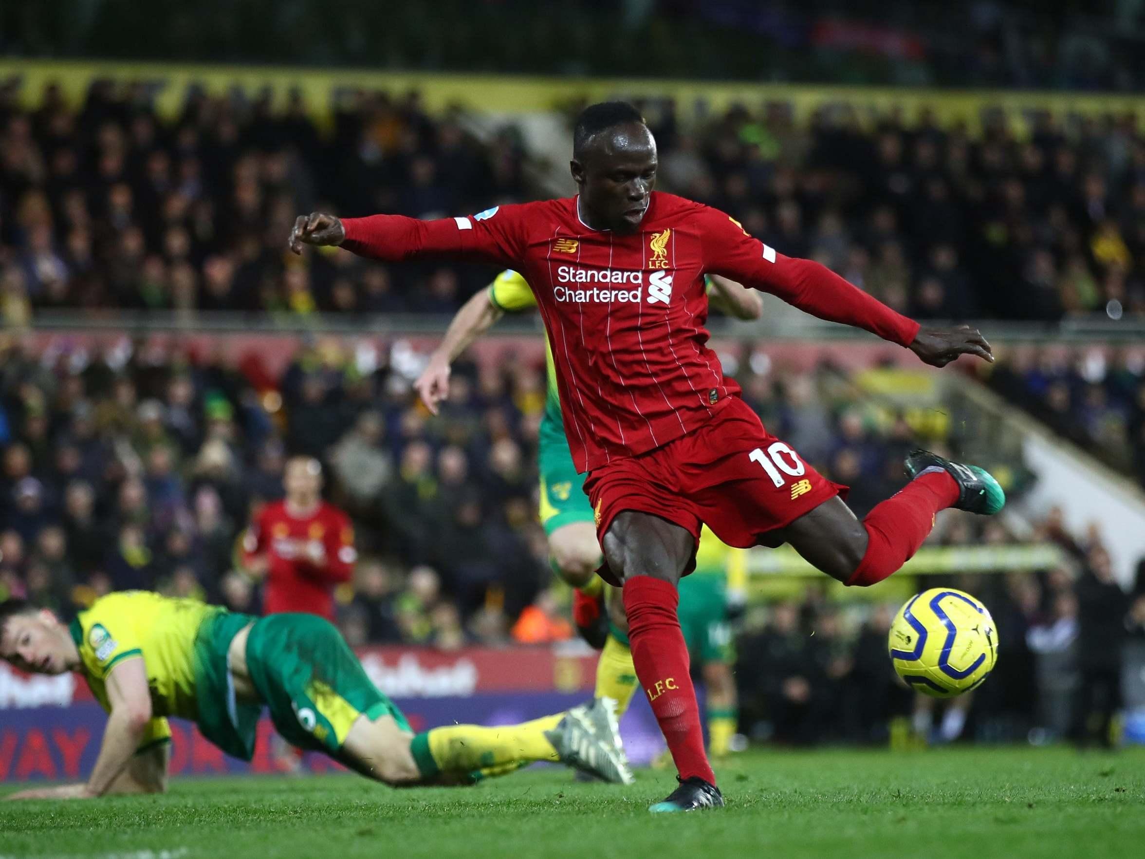 Norwich vs Liverpool LIVE – Latest updates