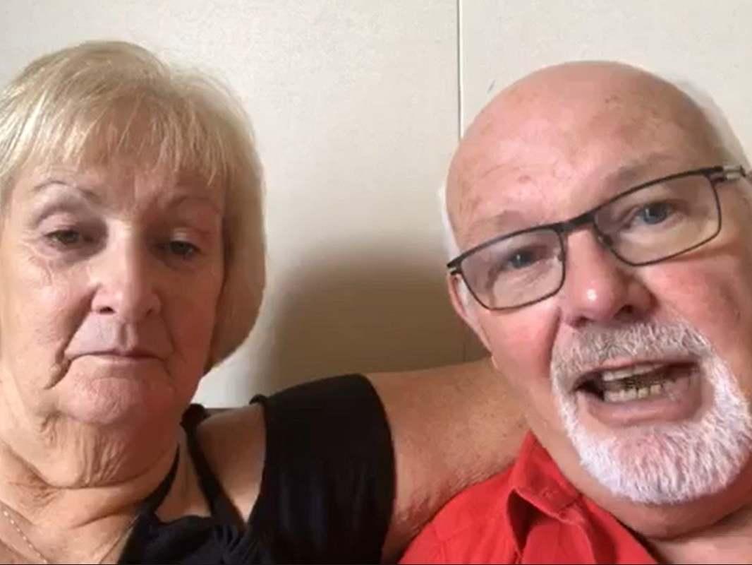 Coronavirus: British couple quarantined on cruise ship criticise UK government response