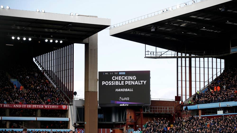 Aston Villa vs Tottenham player ratings