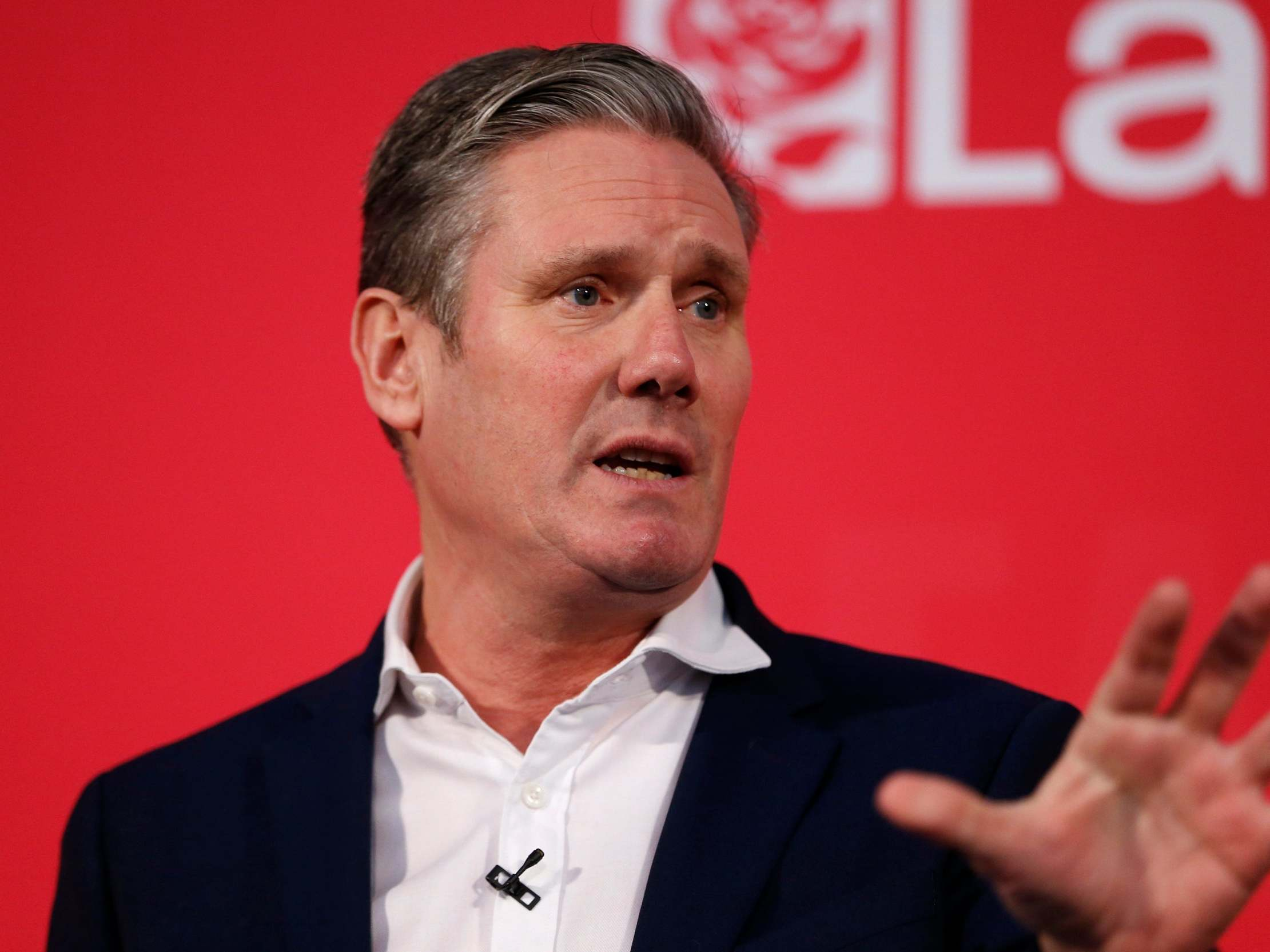 Keir Starmer: Our radical socialist tradition must remain at the heart of Labour