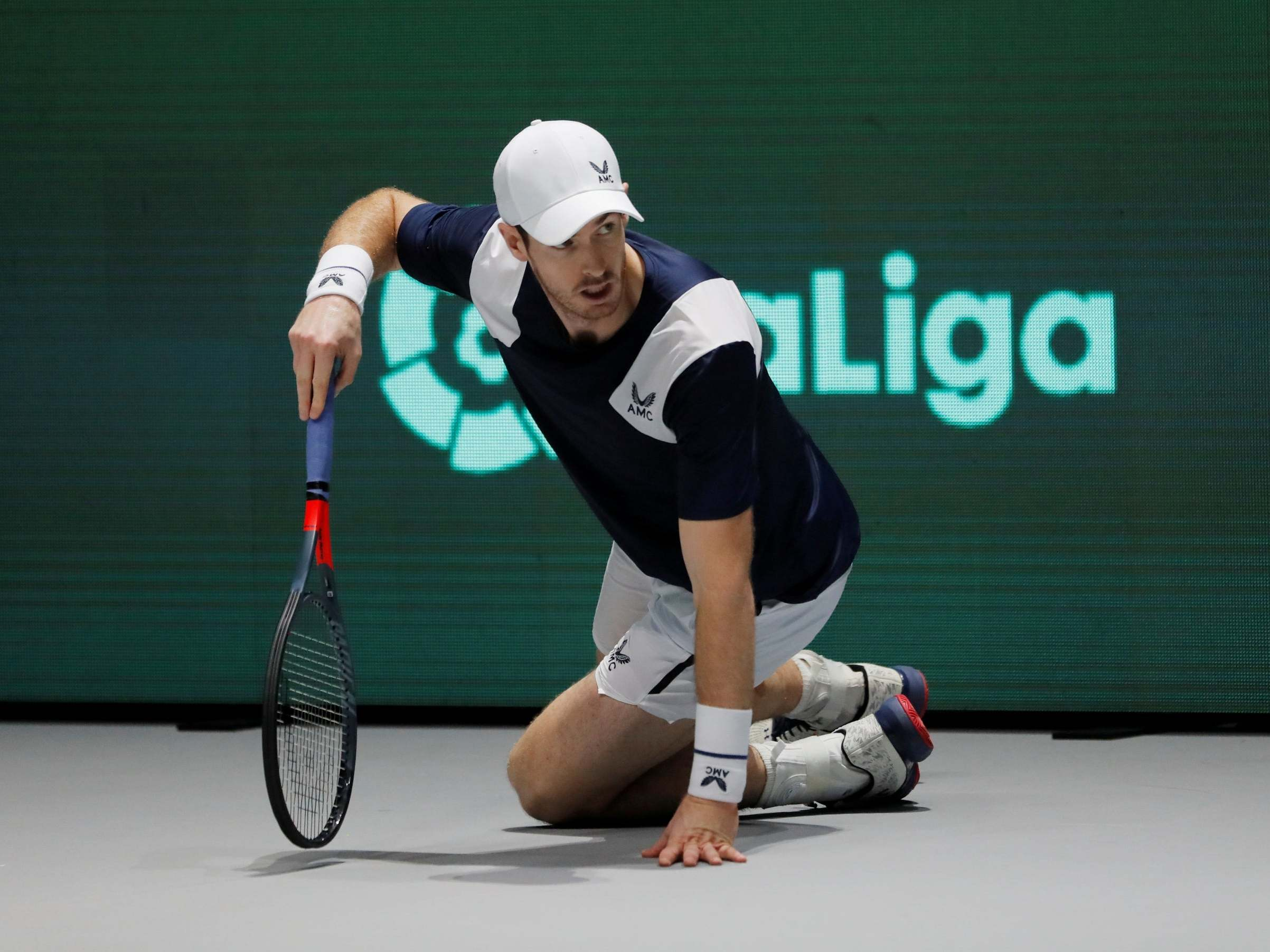 Becker backs Murray to overcome latest injury nightmare