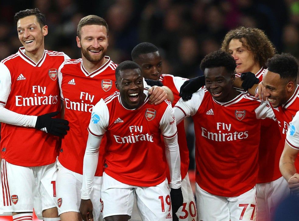 Arsenal vs Newcastle result: Player ratings as Nicolas ...