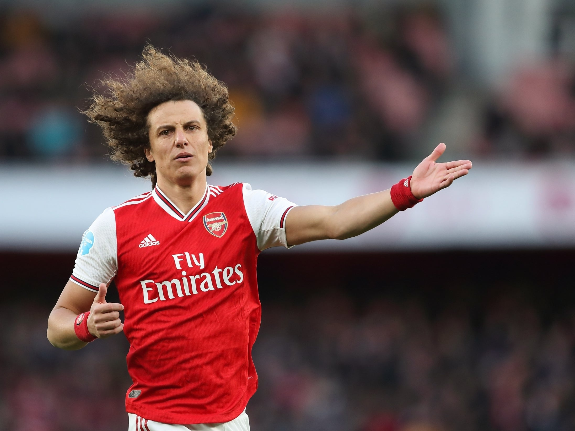 David Luiz 'very happy' at Arsenal and is set to extend contract, says agent Kia Joorabchian