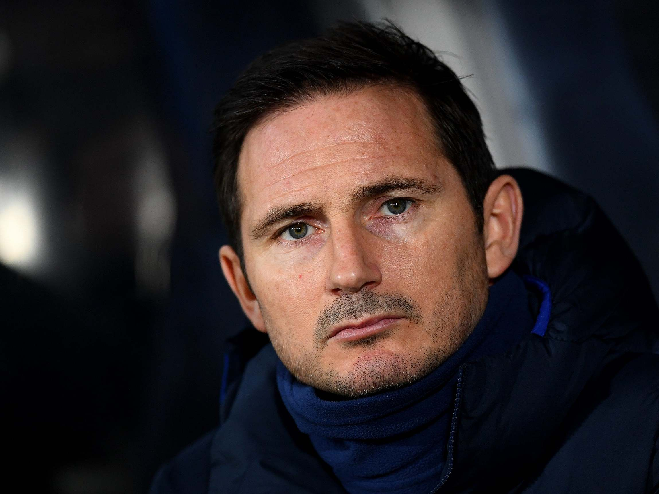 Lampard assesses United's top four hopes ahead of Chelsea game