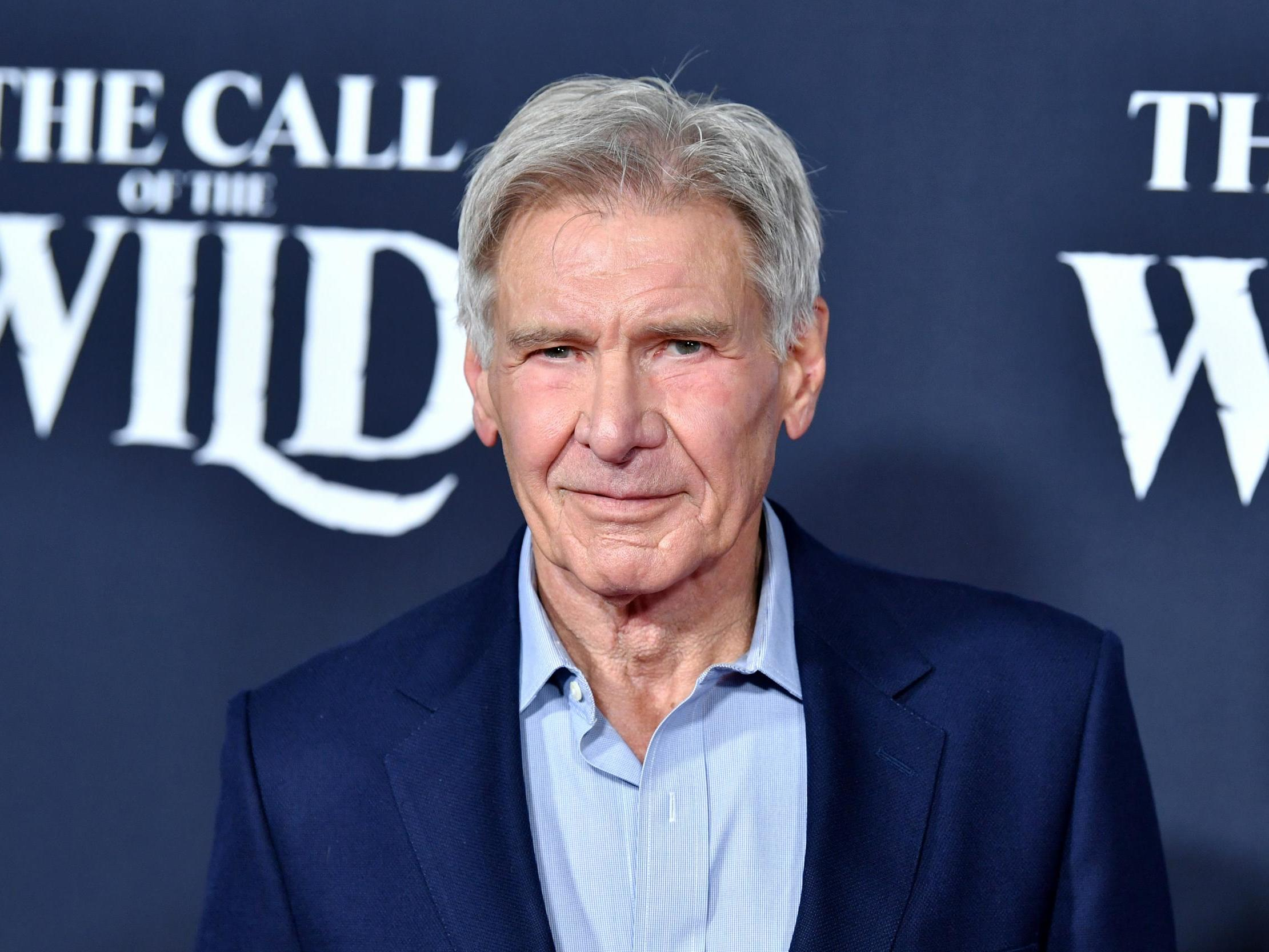 Harrison Ford says he has 'no f***ing idea what a Force ghost is' after Star Wars cameo