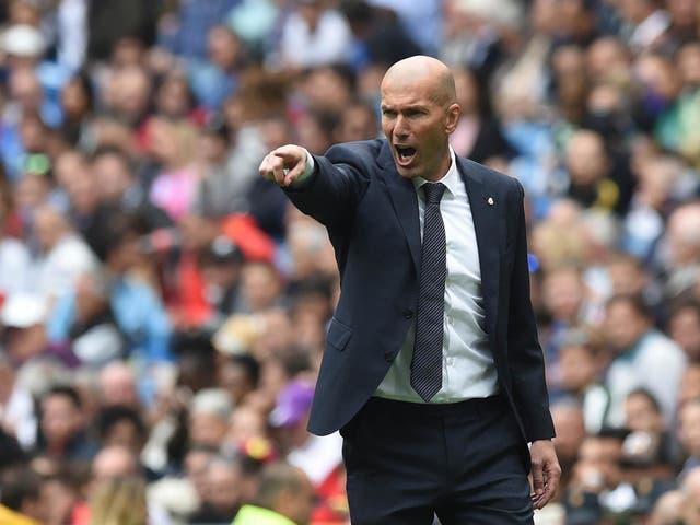 Real Madrid coach Zinedine Zidane rued dropped points against Celta Vigo