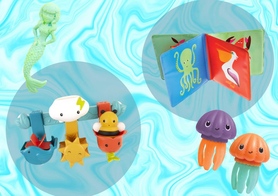 Best Bath Toys For Babies And Toddlers For Fun In The Tub