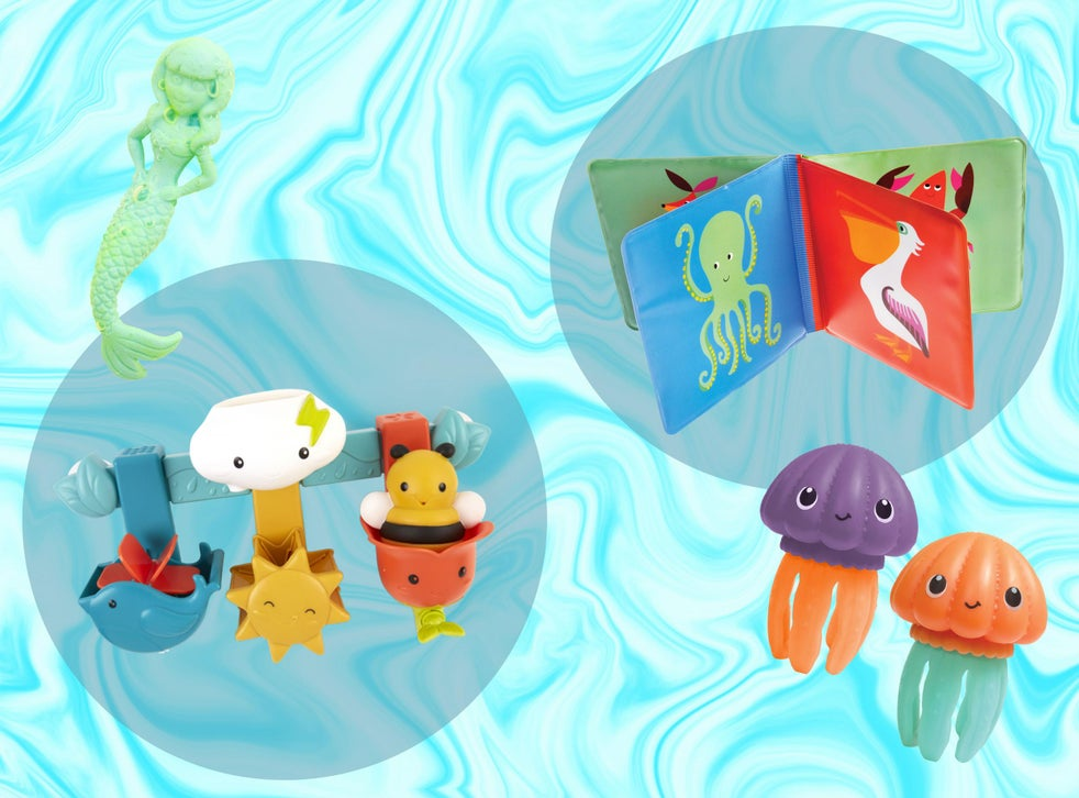Best Bath Toys For Babies And Toddlers For Fun In The Tub The Independent