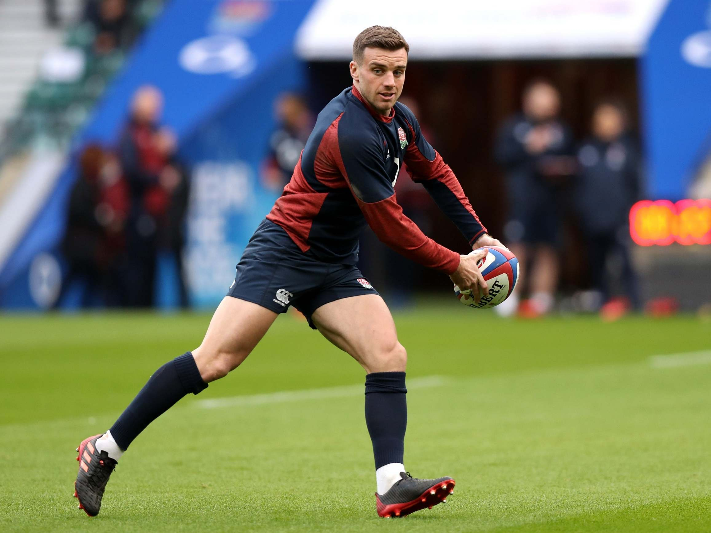 England tapping into pain of 2018 defeat in bid to beat Ireland, says George Ford