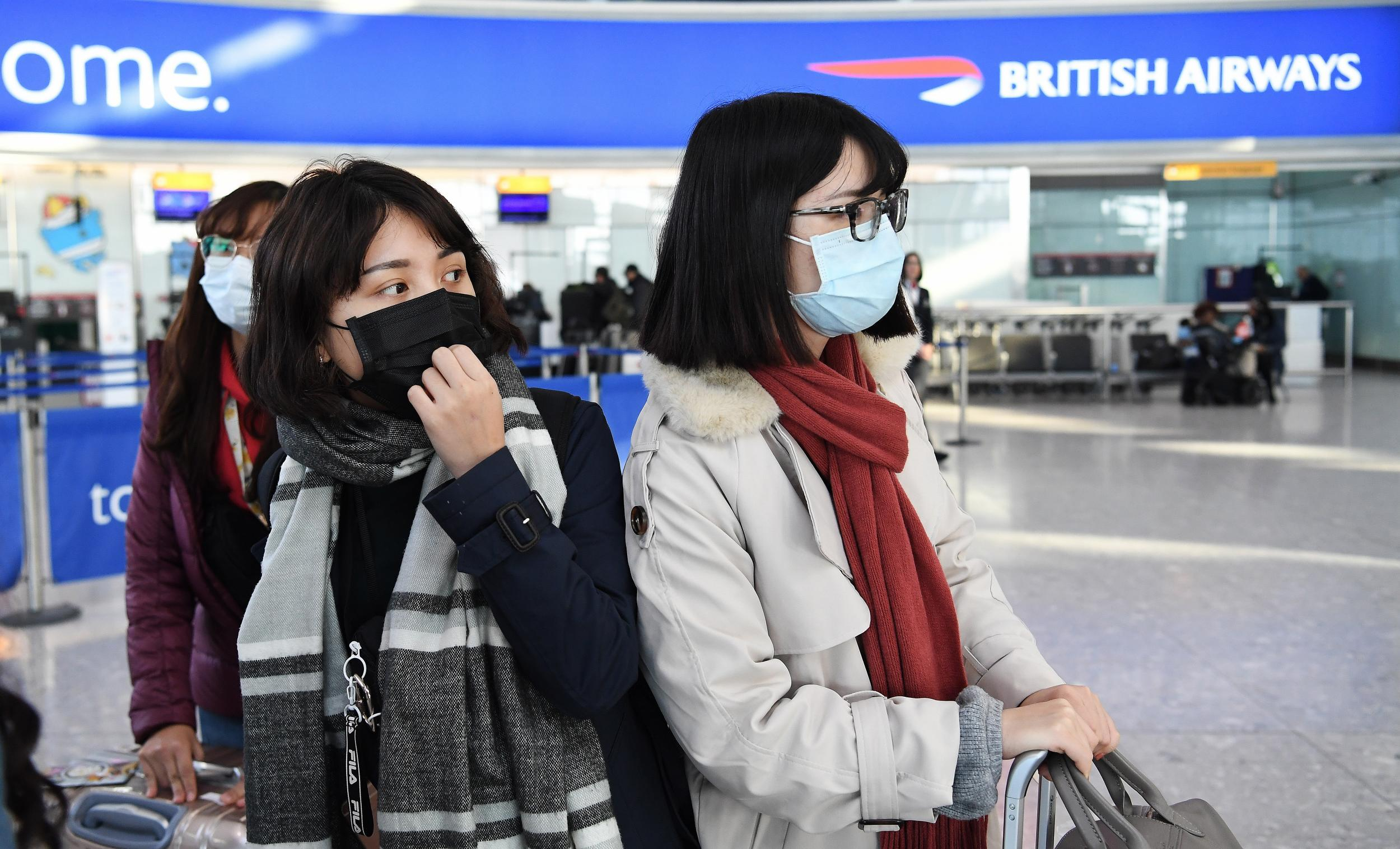 British Airways flight to Italy forced to return to gate so passenger can get off over coronavirus fears