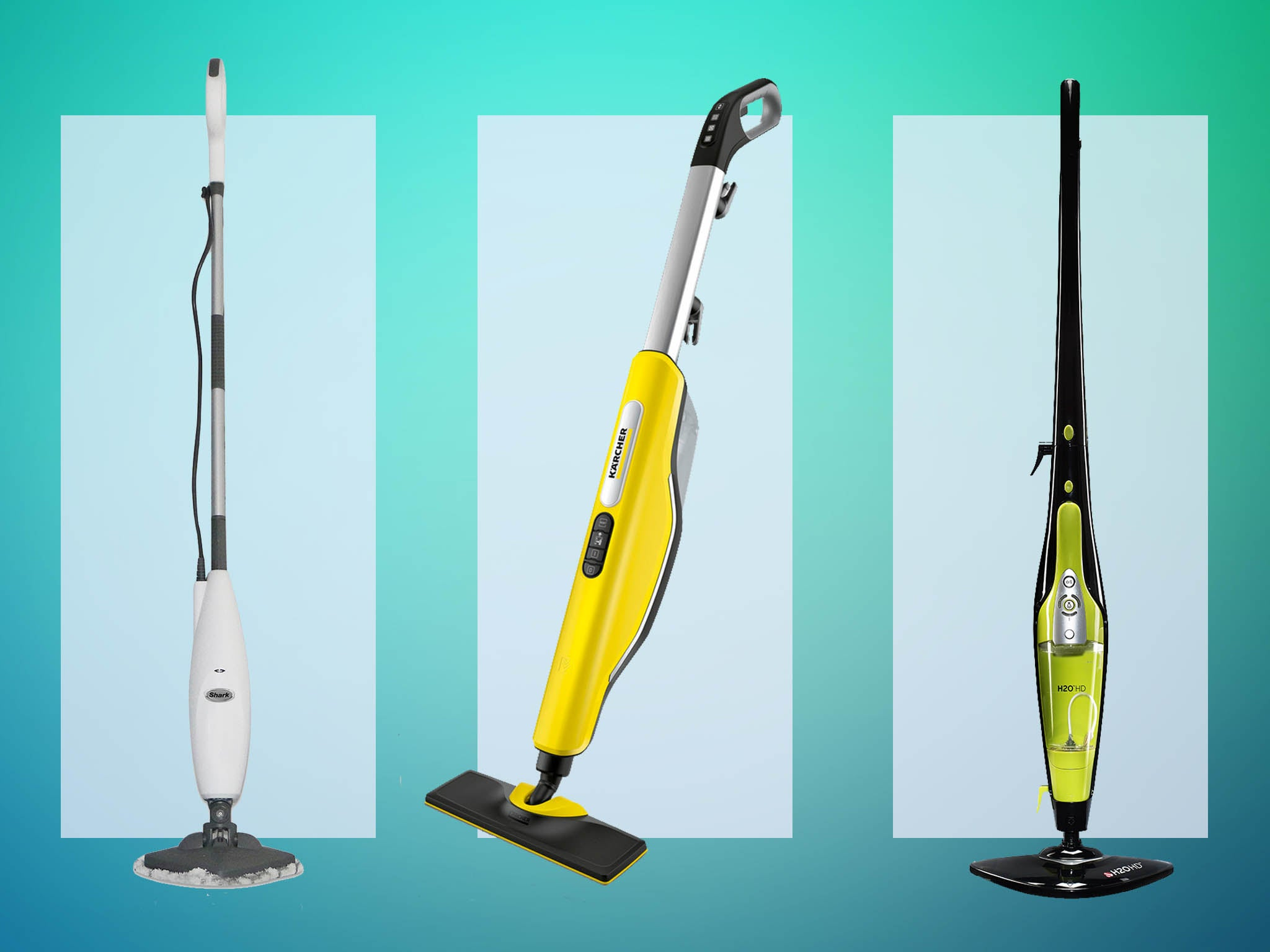 Best steam cleaners to keep your floors and surfaces sparkling