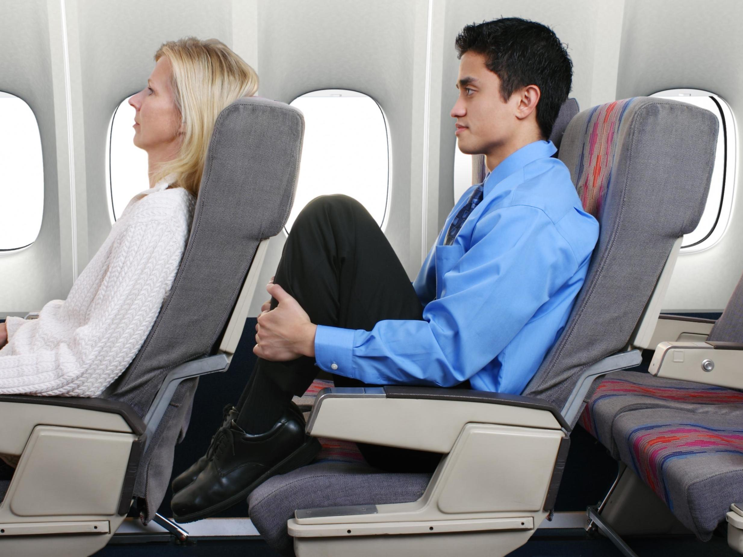 Opinion: Reclining in your plane seat is not a natural right – get some manners and seek permission first
