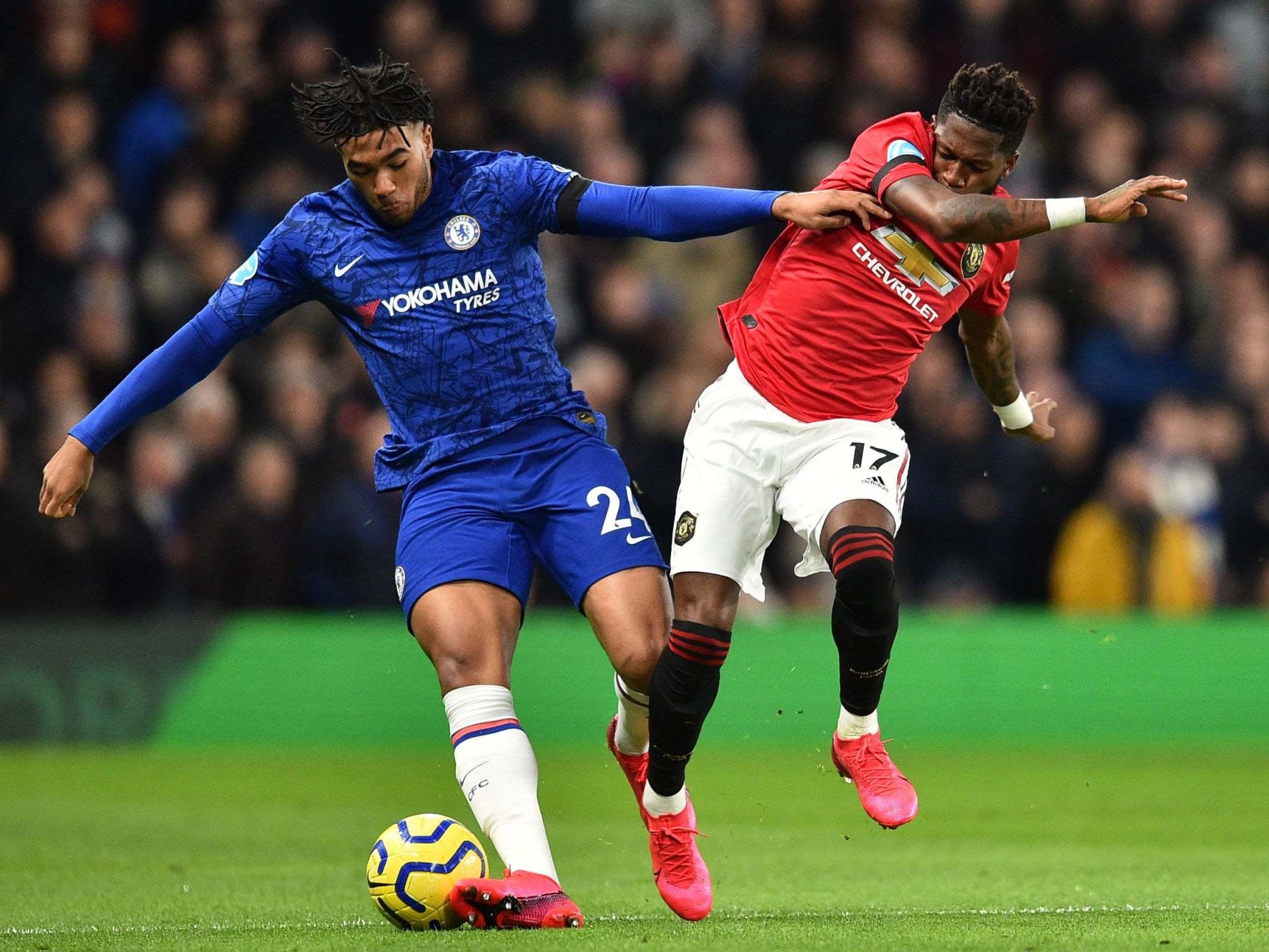 Chelsea vs Manchester United LIVE – latest updates